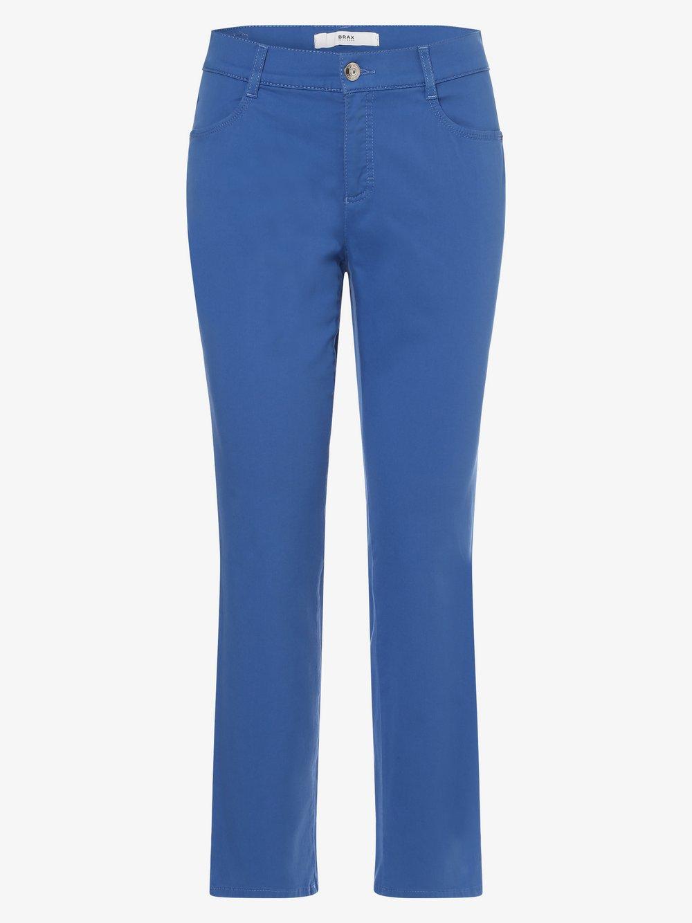 BRAX - Spodnie damskie – Siri, niebieski