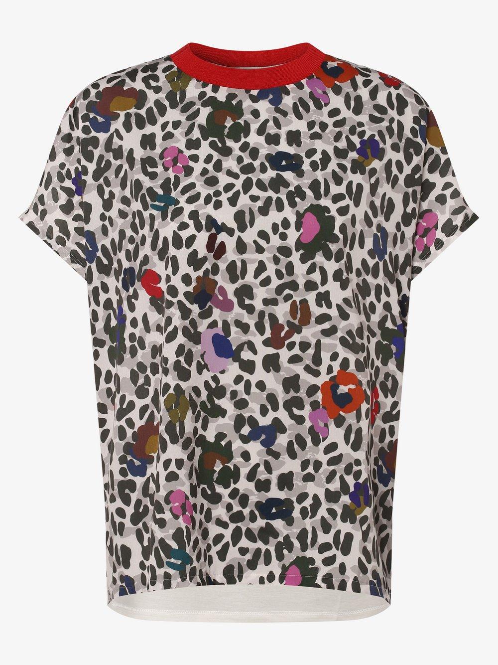 Ted Baker – T-shirt damski – Byella, beżowy Van Graaf 475271-0001-00400