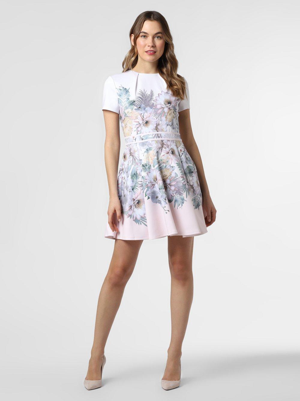 Ted Baker – Sukienka damska – Haylinn, różowy Van Graaf 475287-0001-00380
