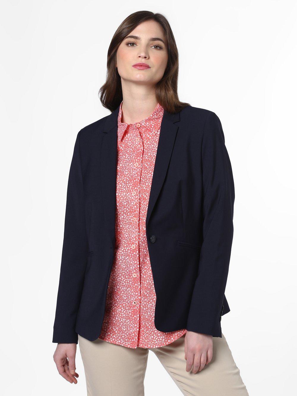 Esprit Collection – Blezer damski, niebieski Van Graaf 475305-0001-00360