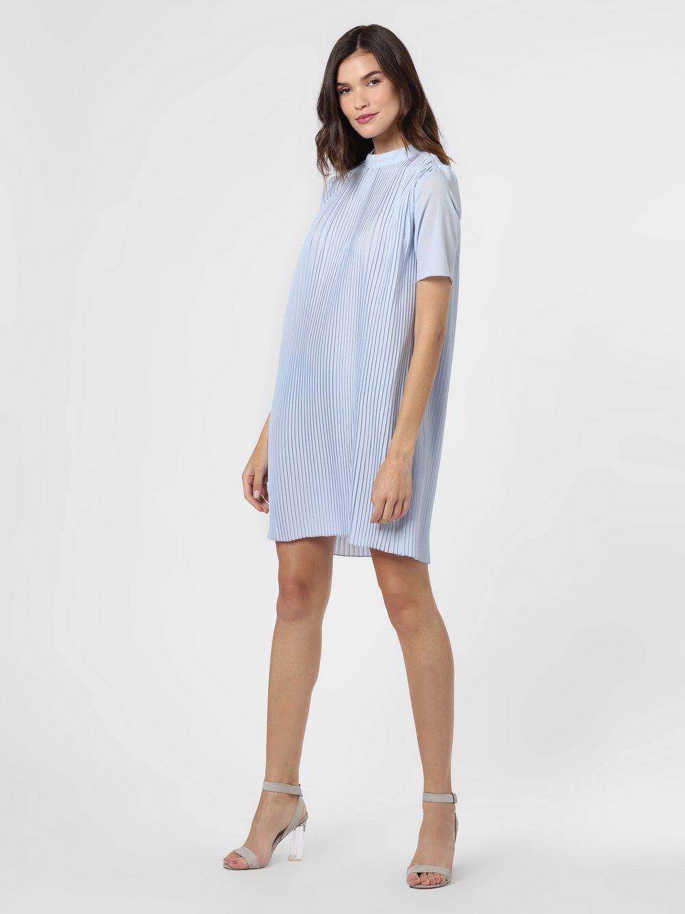 NA-KD – Sukienka damska, niebieski Van Graaf 475660-0001-00400