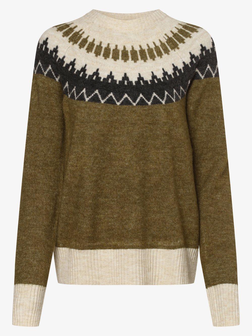 Vero Moda - Sweter damski – VMSimone, zielony