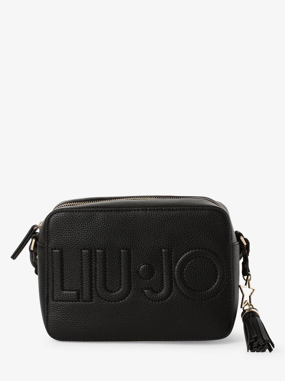 Liu Jo Collection – Damska torebka na ramię, czarny Van Graaf 476477-0001-00000