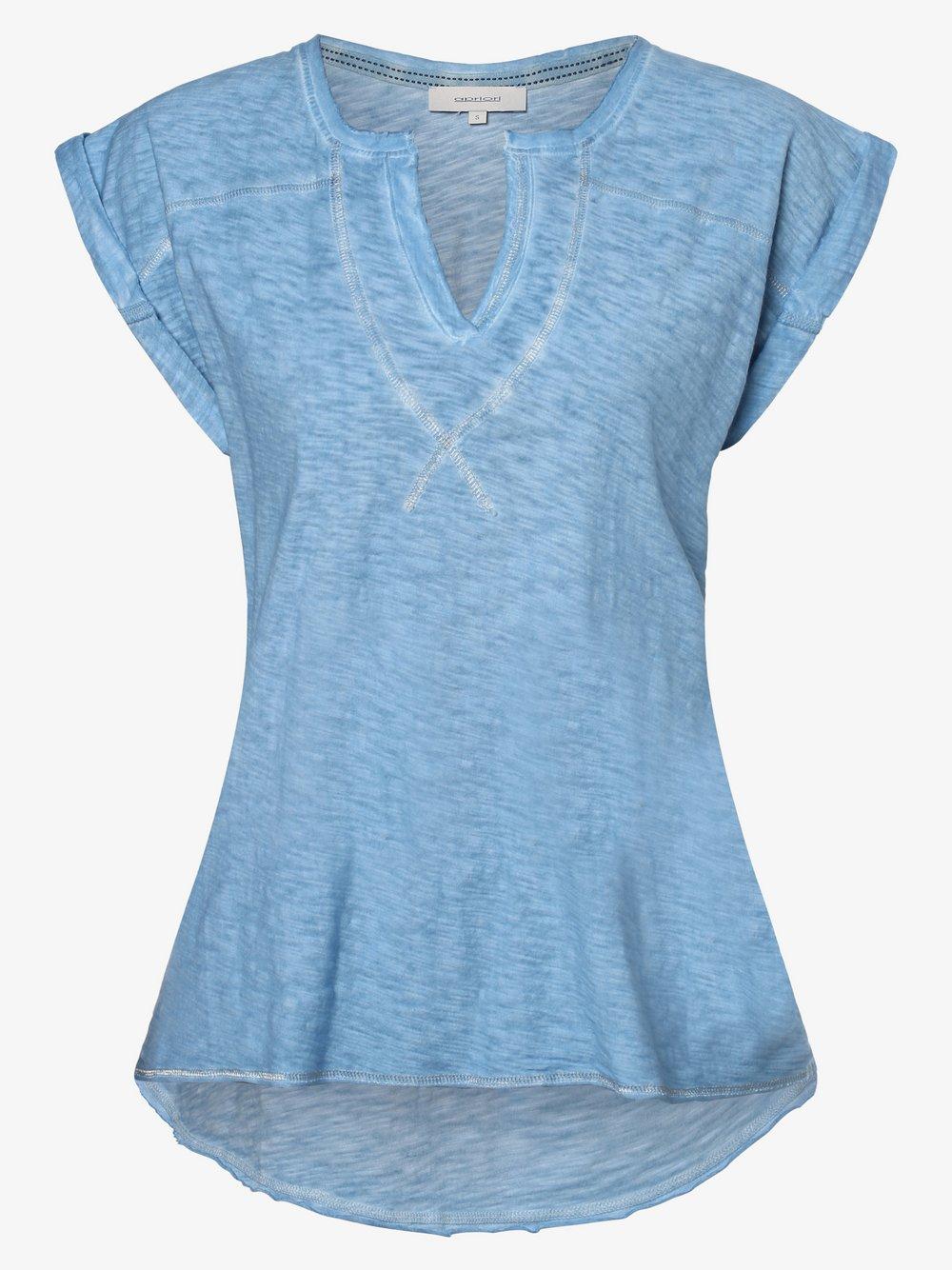 Apriori - T-shirt damski, niebieski