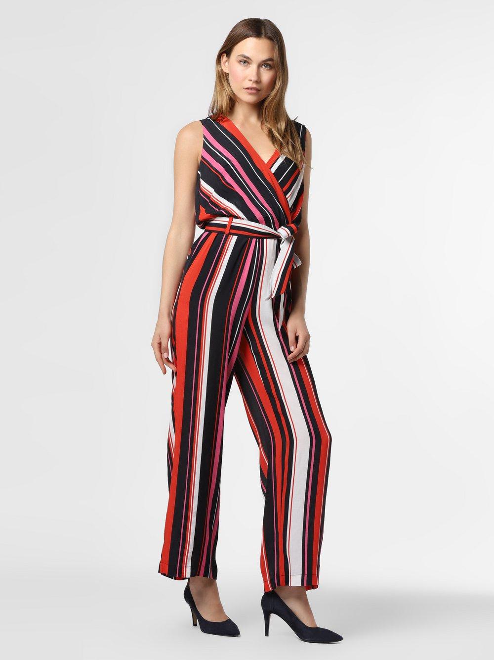 Esprit Collection – Kombinezon damski, czarny Van Graaf 476807-0001