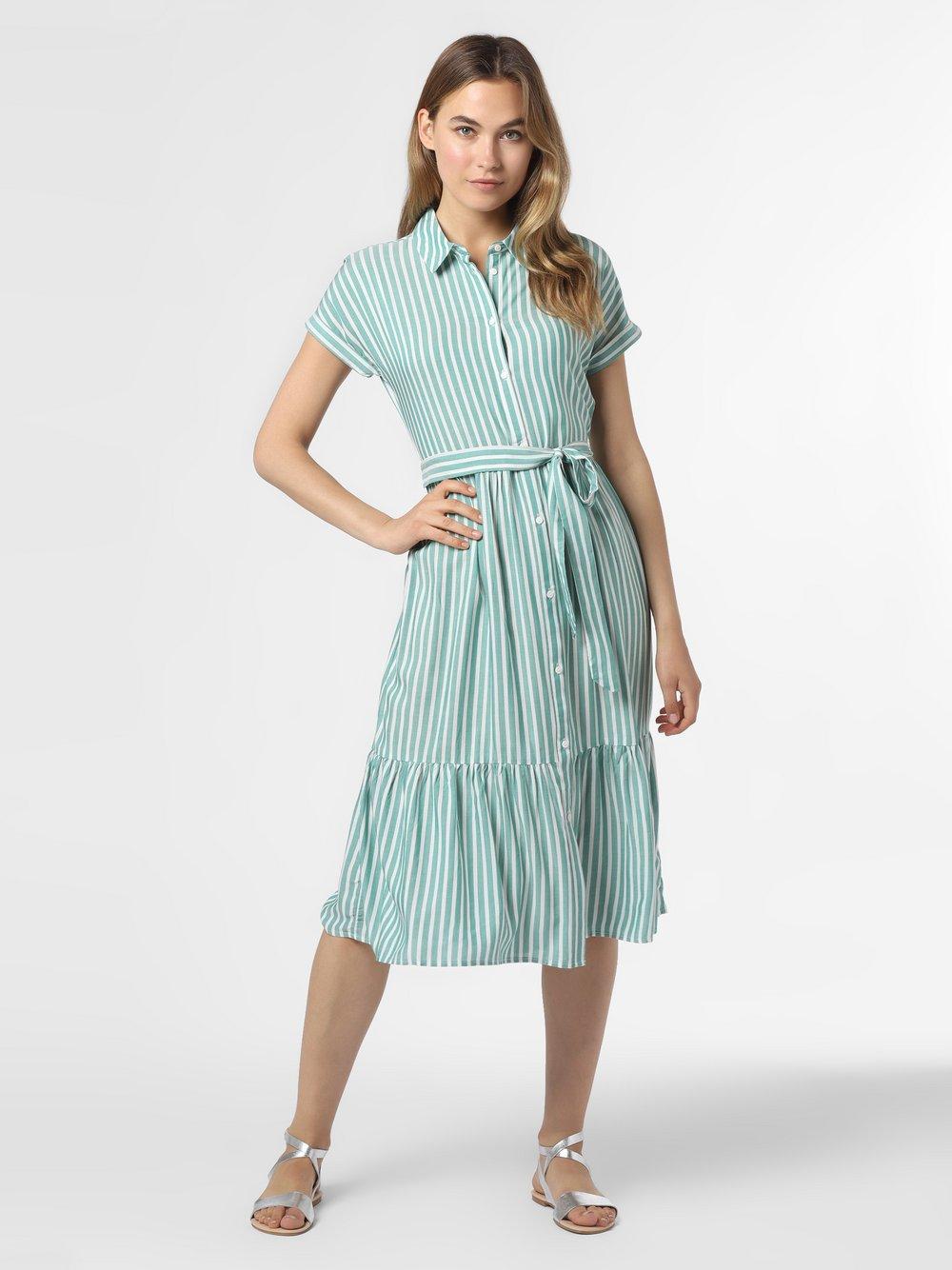 Vila - Sukienka damska – VIHarper, zielony