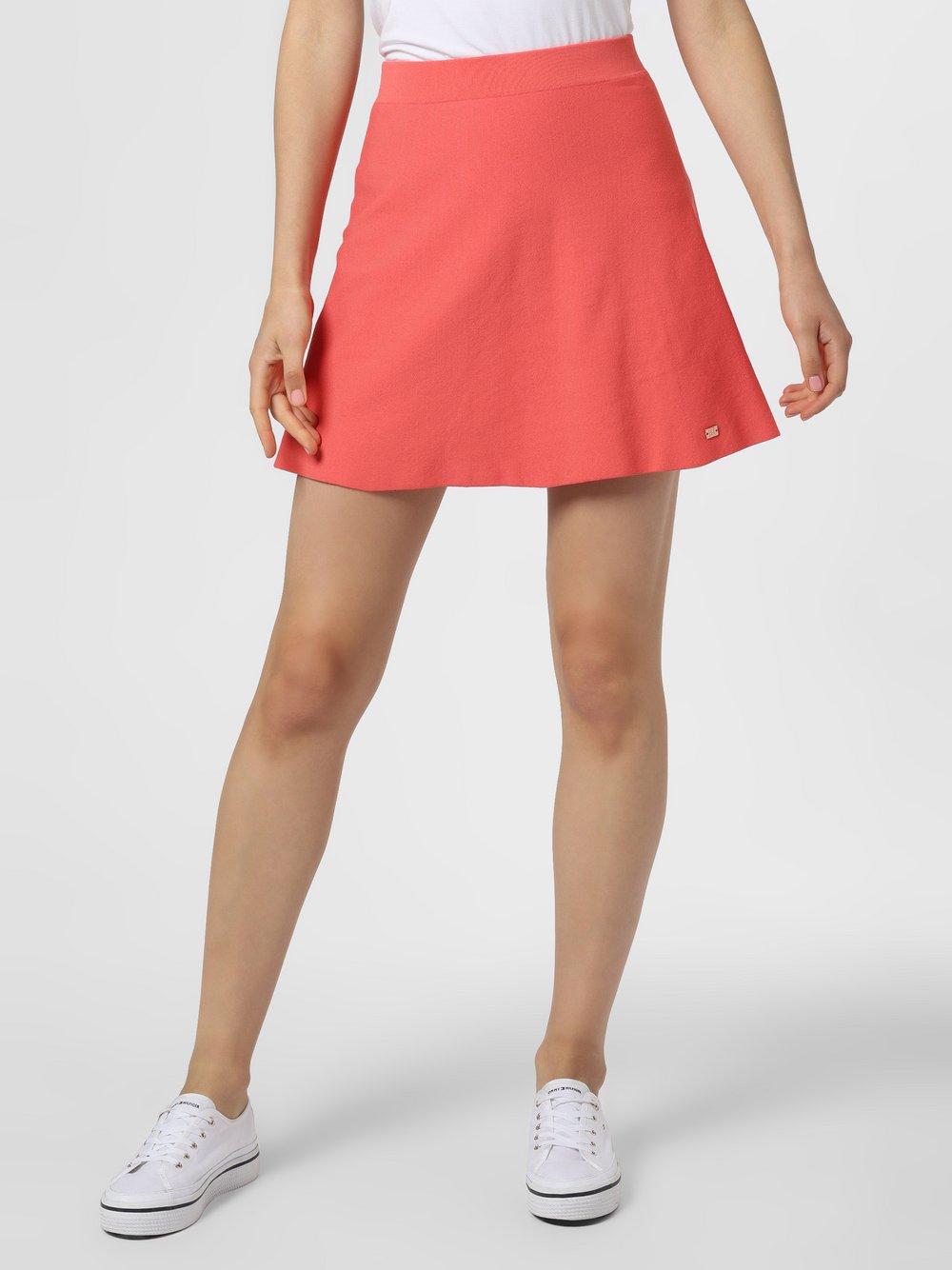 NIKKIE – Spódnica damska – Skylar, pomarańczowy Van Graaf 477642-0001-00360