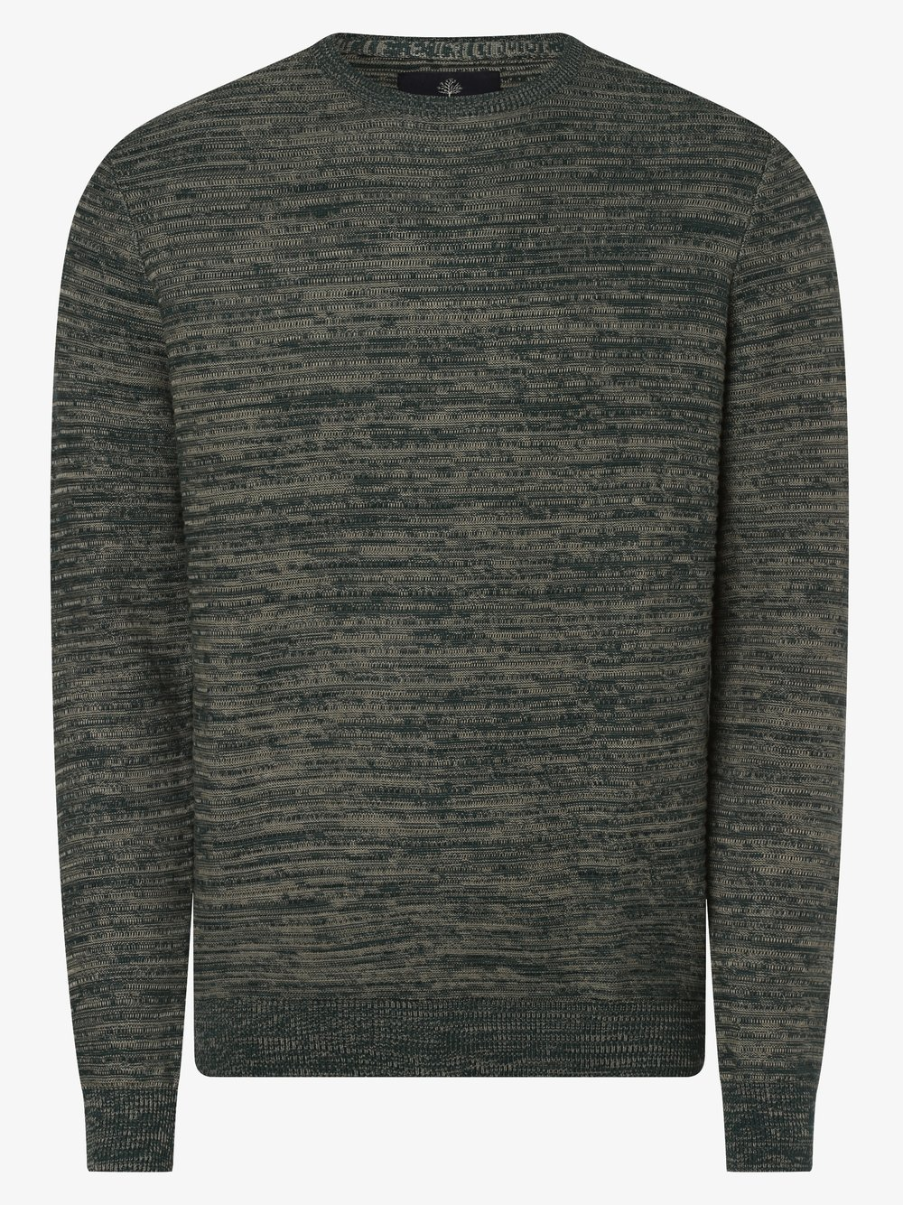 nerve – Sweter męski – NEPierce, różowy Van Graaf 477812-0001-09990
