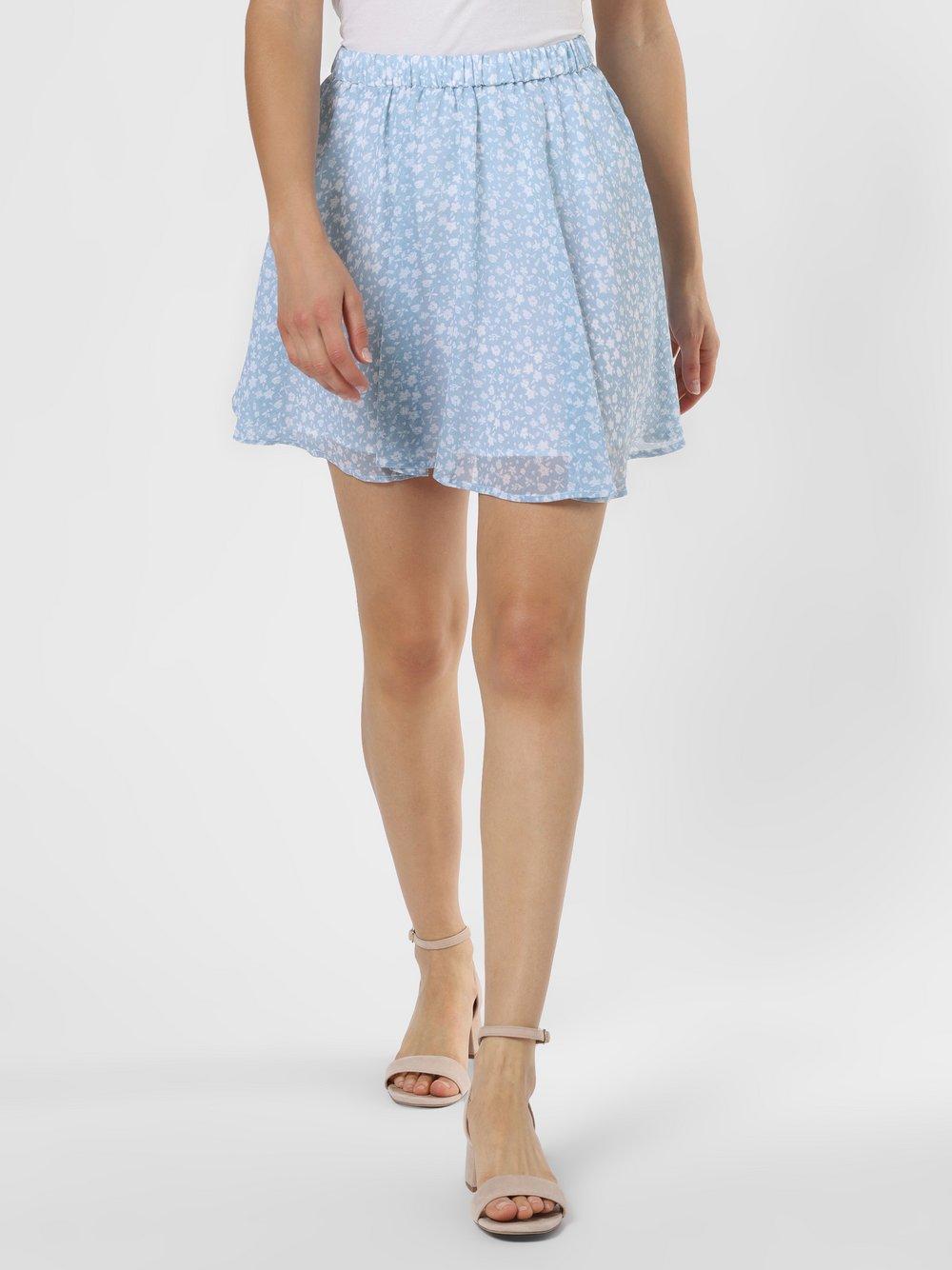 NA-KD – Spódnica damska, niebieski Van Graaf 477857-0001