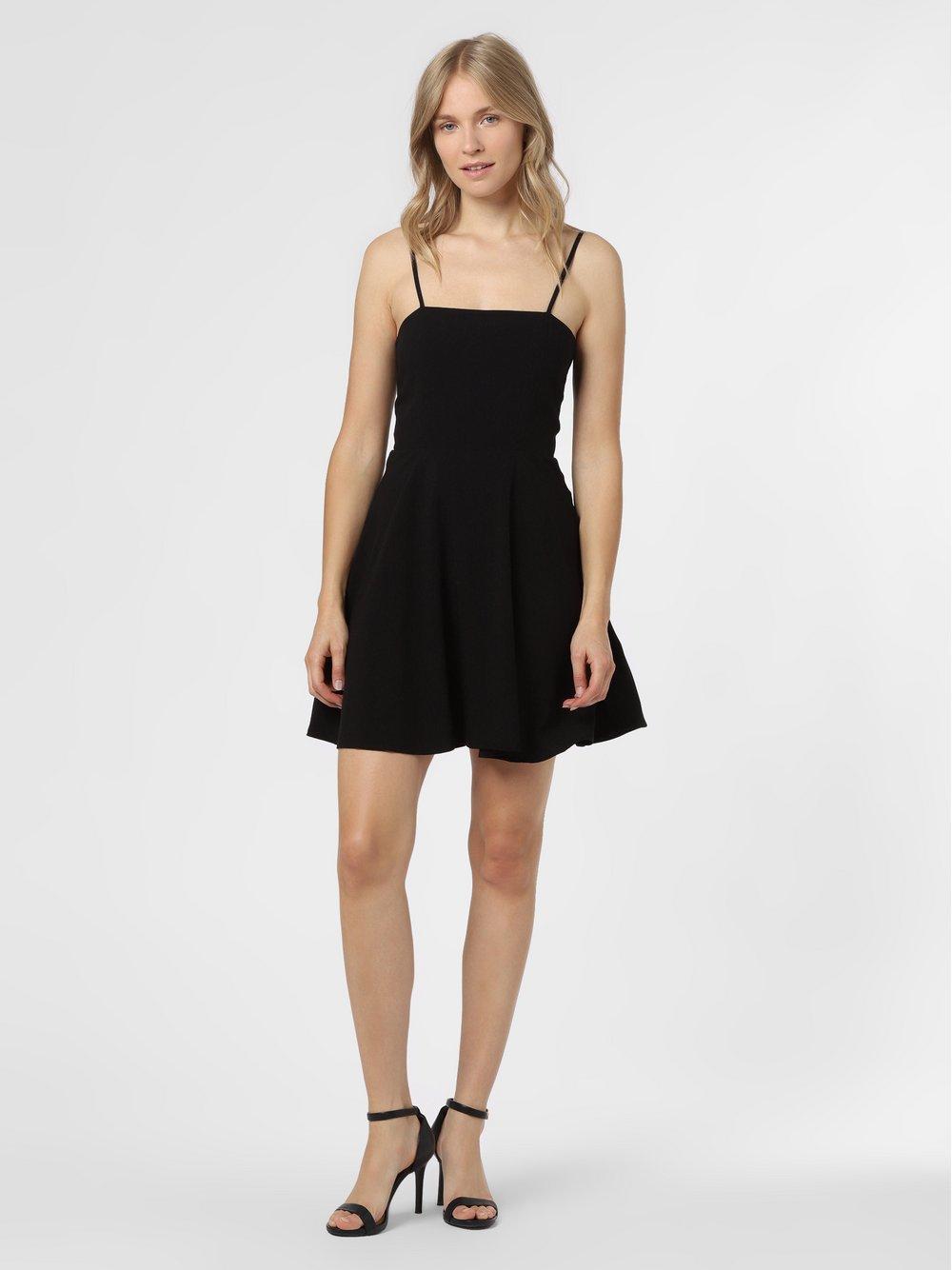 NA-KD – Sukienka damska, czarny Van Graaf 477861-0001-00380