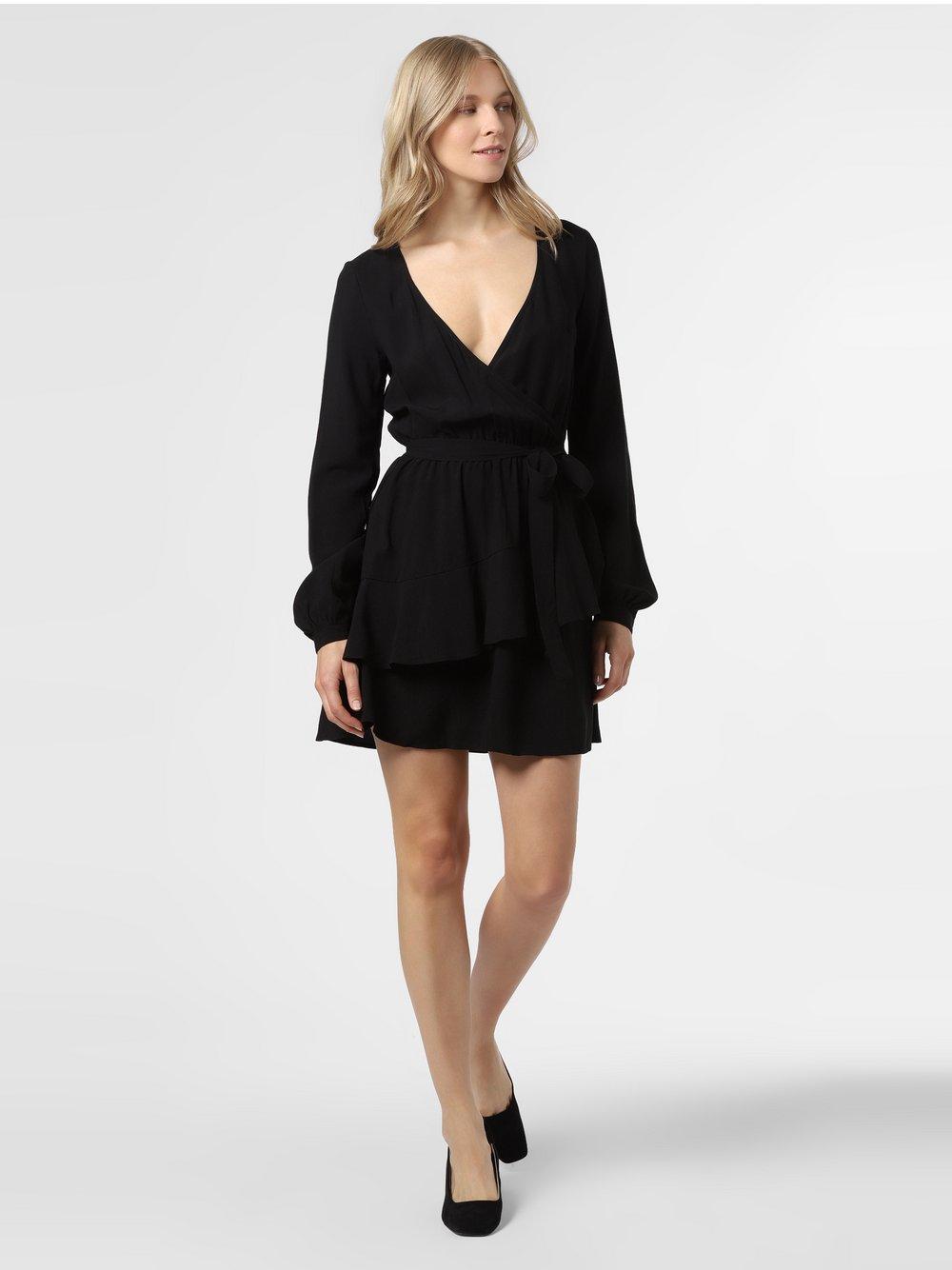 NA-KD – Sukienka damska, czarny Van Graaf 477862-0002-00360