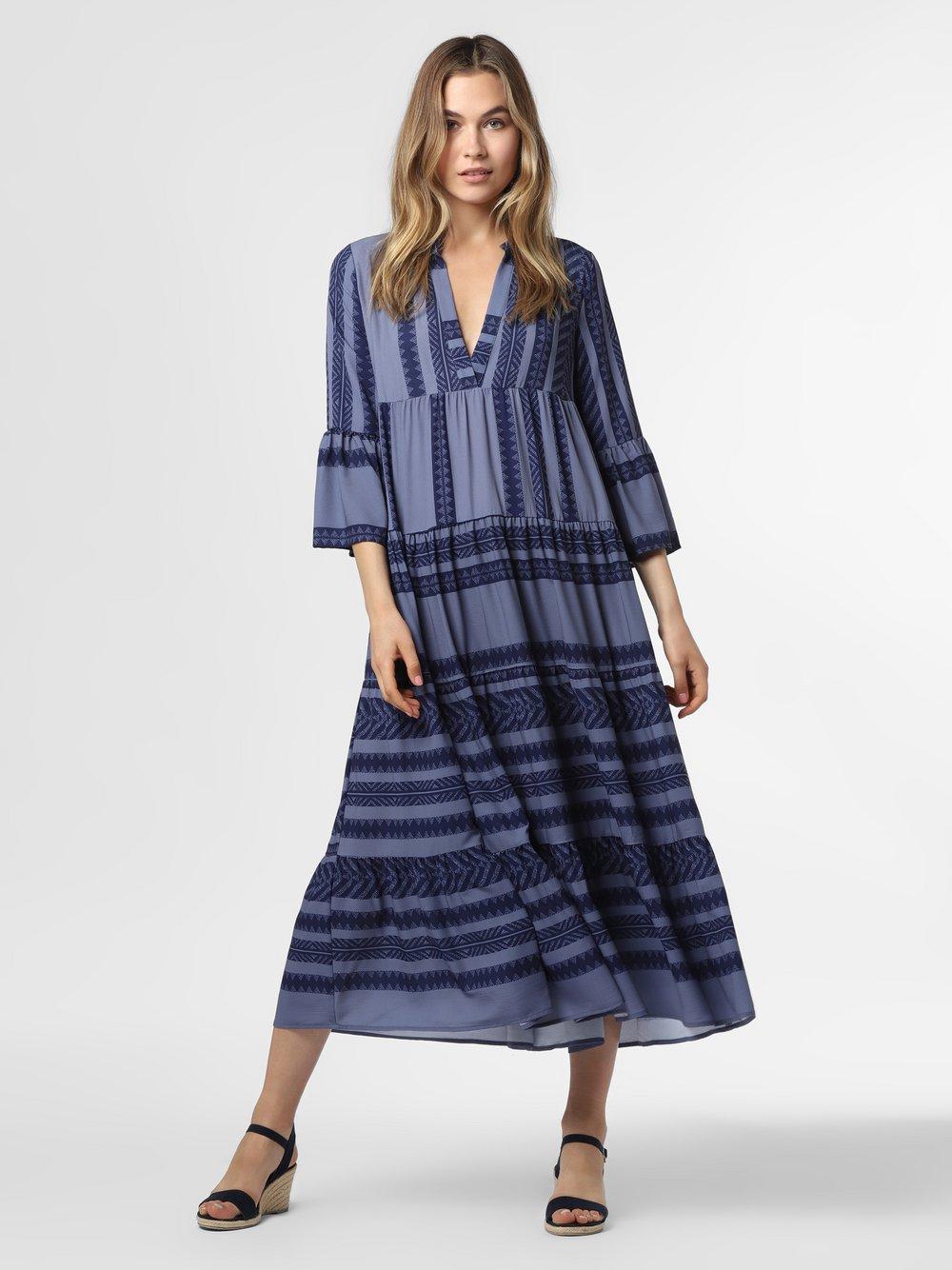Aygill's - Sukienka damska, niebieski