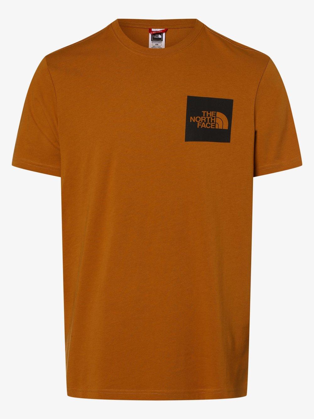 The North Face - T-shirt męski, szary