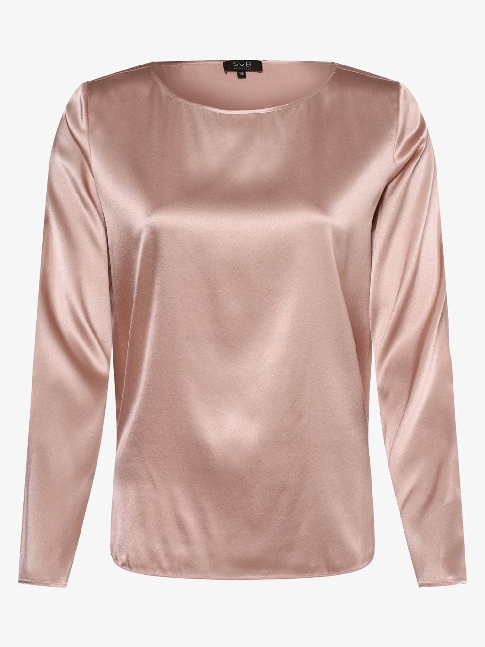 SvB Exquisit - Bluzka damska, różowy