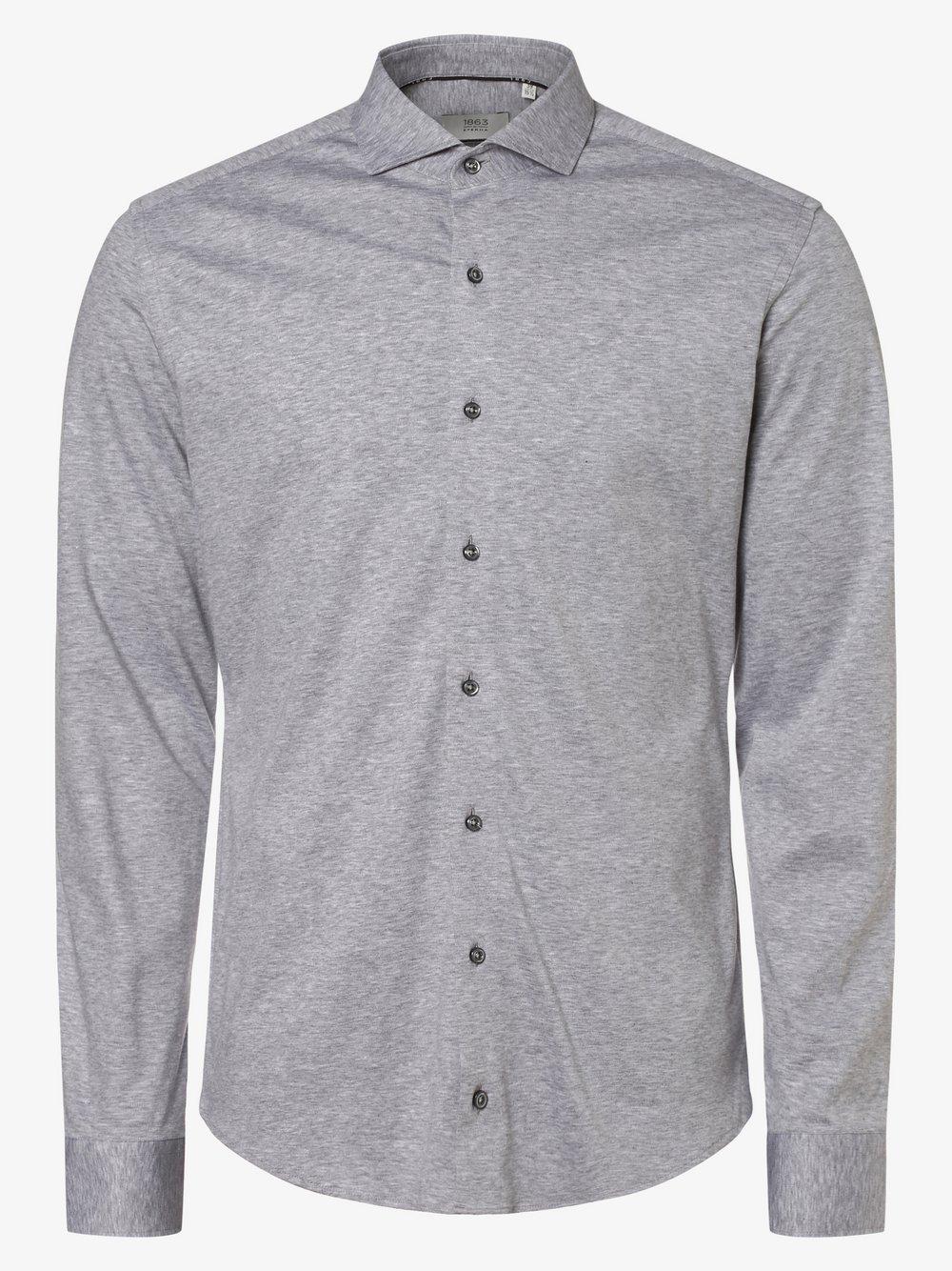 Eterna Premium – Koszula męska, szary Van Graaf 479184-0002-00430