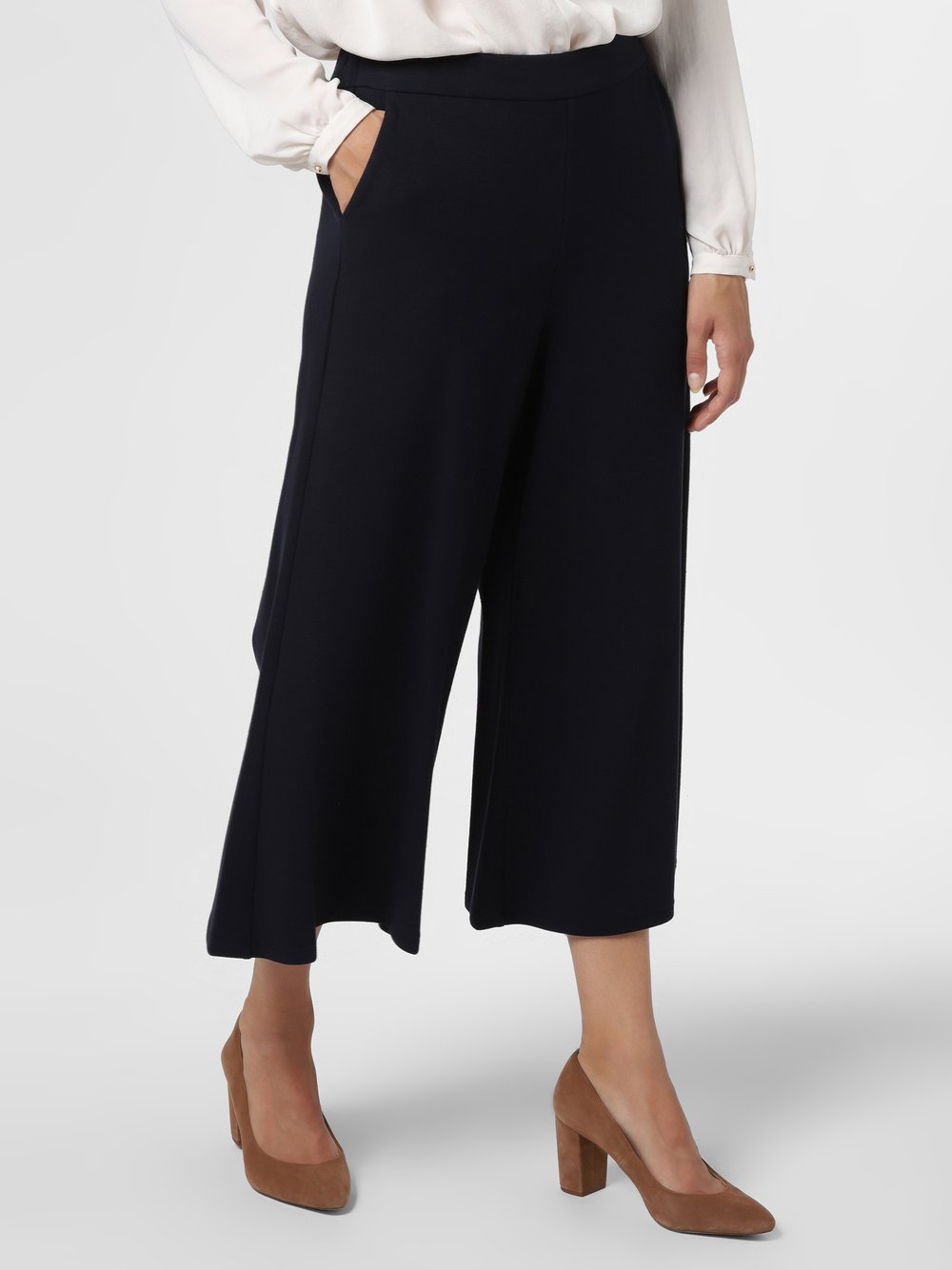 STEFFEN SCHRAUT – Spodnie damskie, niebieski Van Graaf 479466-0001-00400