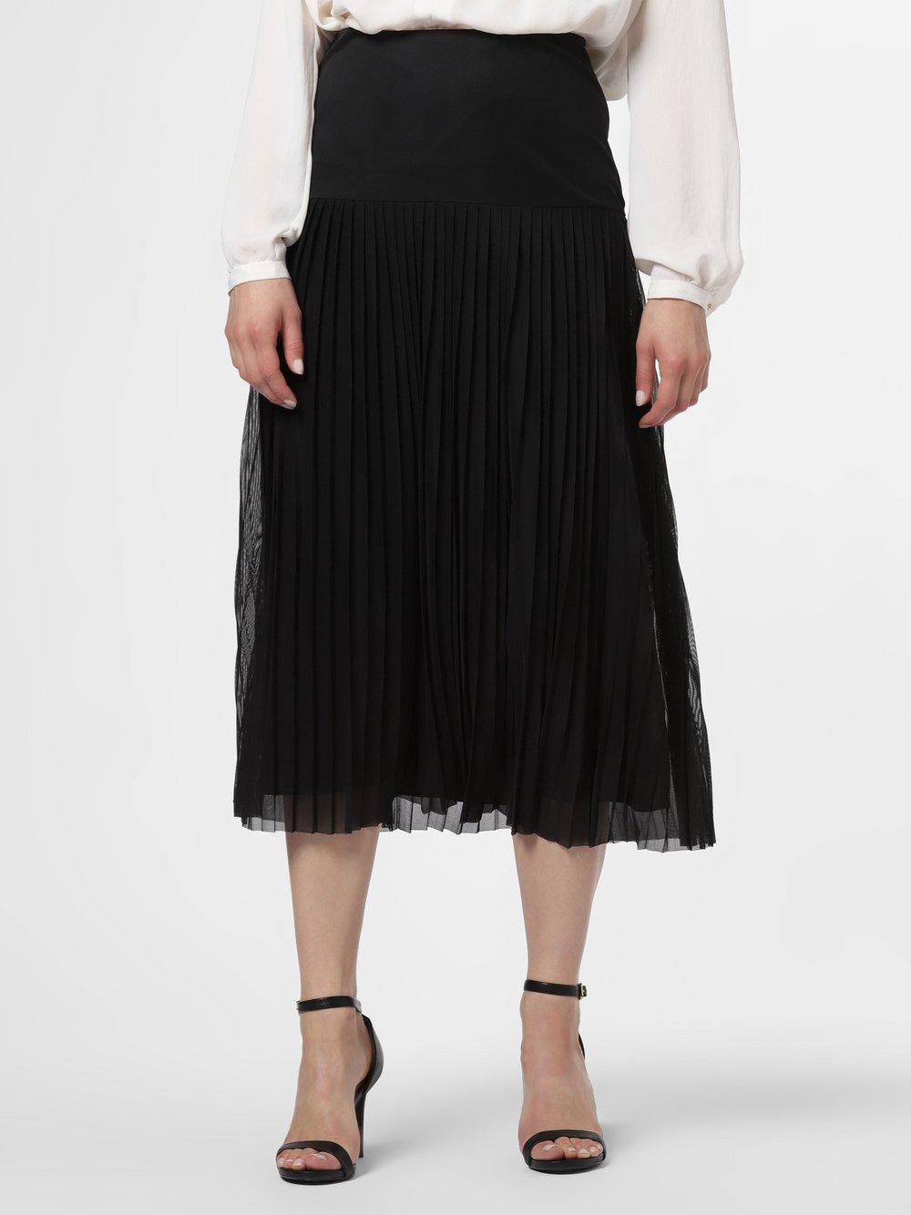 STEFFEN SCHRAUT – Spódnica damska, czarny Van Graaf 479492-0001-00420