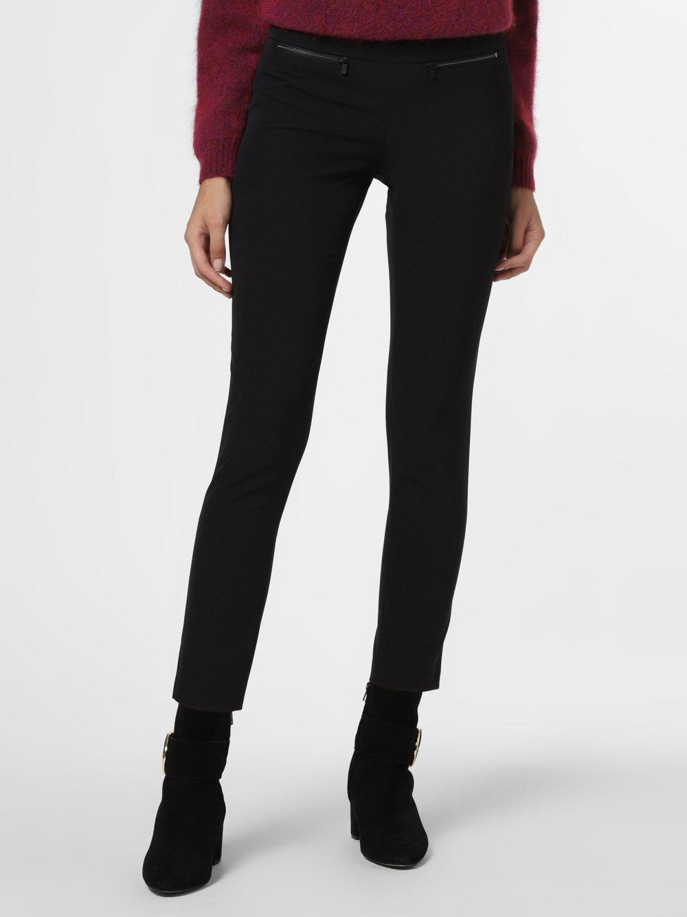 STEFFEN SCHRAUT – Spodnie damskie, czarny Van Graaf 479496-0001-00440