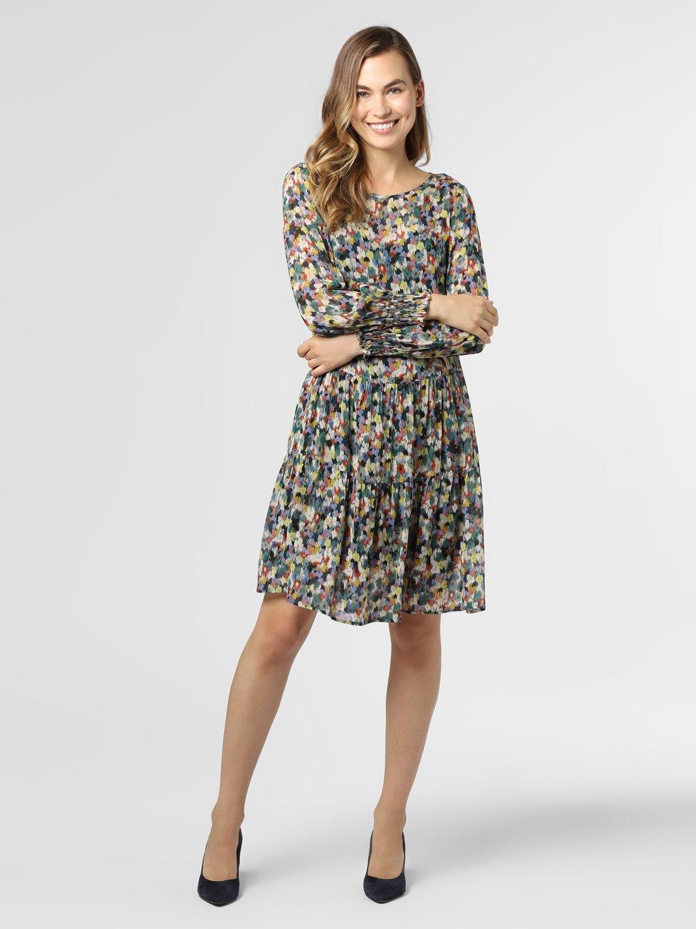SET – Sukienka damska, beżowy Van Graaf 479628-0001-00400