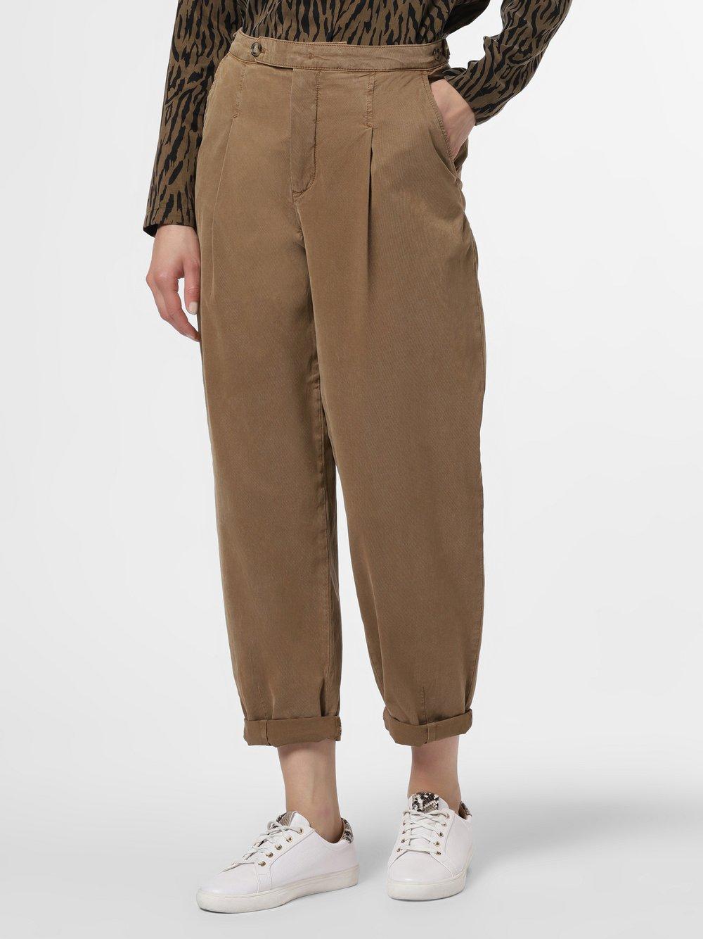 SET – Spodnie damskie, beżowy Van Graaf 479707-0001