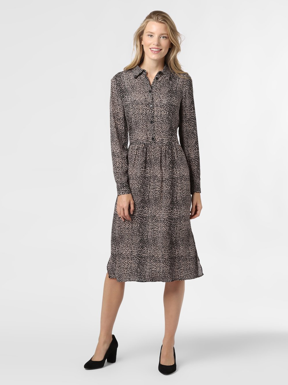 SET – Sukienka damska, beżowy Van Graaf 479720-0001-00380