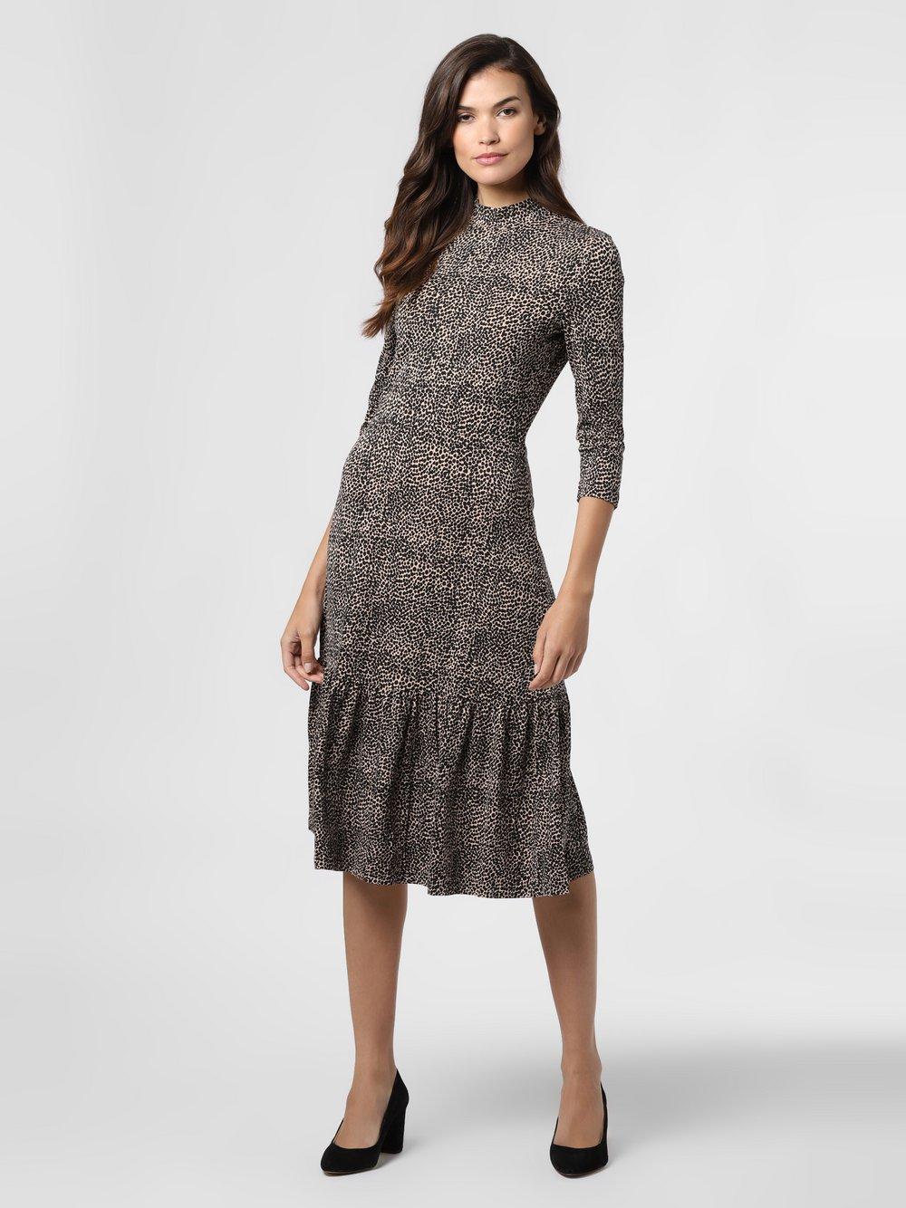 SET – Sukienka damska, beżowy Van Graaf 479723-0001-00380