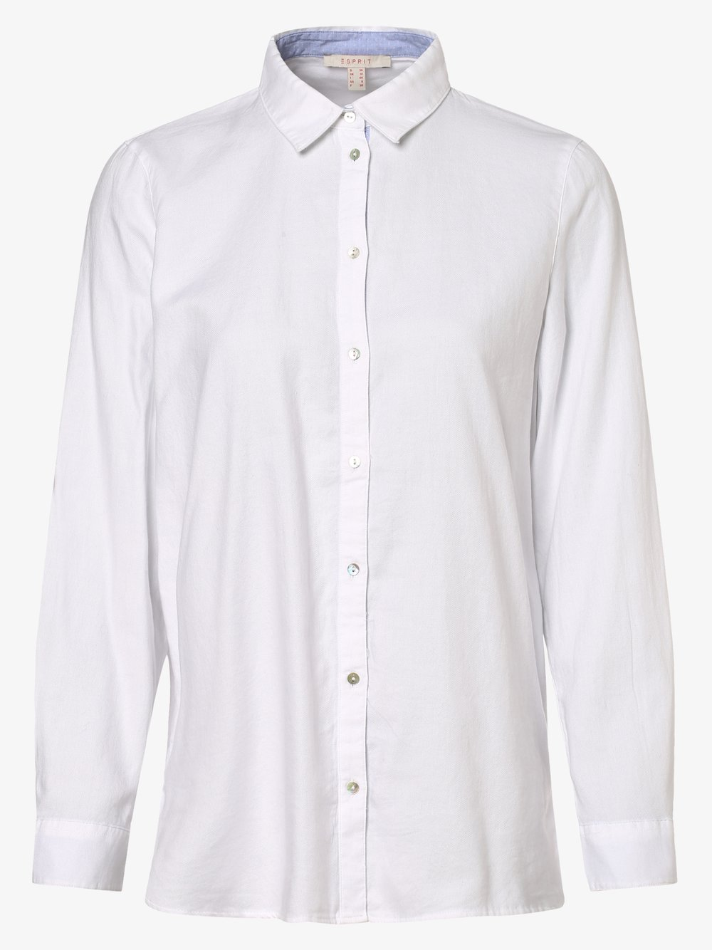 Esprit Casual – Bluzka damska, biały Van Graaf 479730-0001-00360