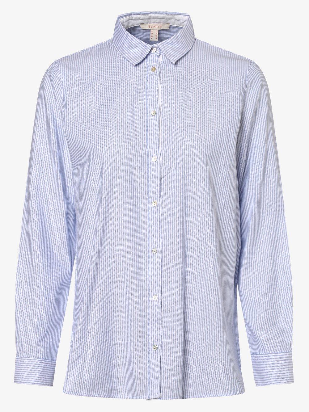 Esprit Casual – Bluzka damska, biały Van Graaf 479743-0001-00360