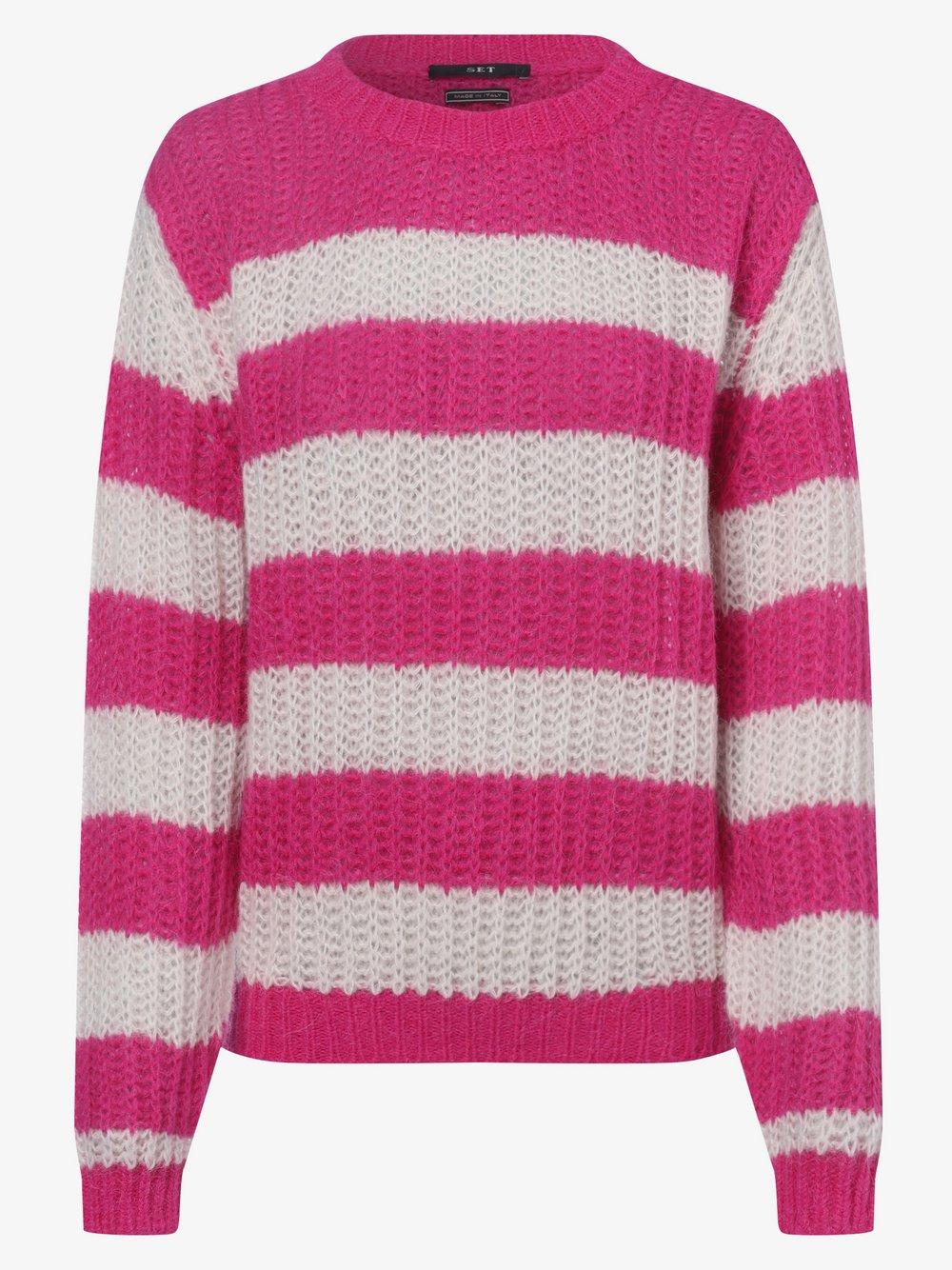 SET – Sweter damski, różowy Van Graaf 479762-0001-00360