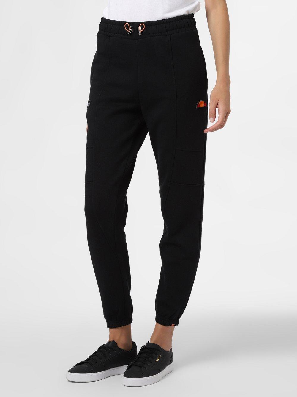 ellesse – Damskie spodnie dresowe – Affinis, czarny Van Graaf 479848-0001-09920