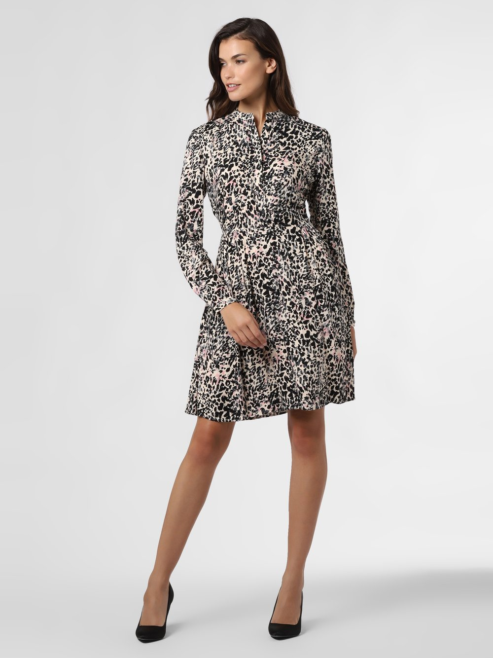 Calvin Klein - Sukienka damska, beżowy