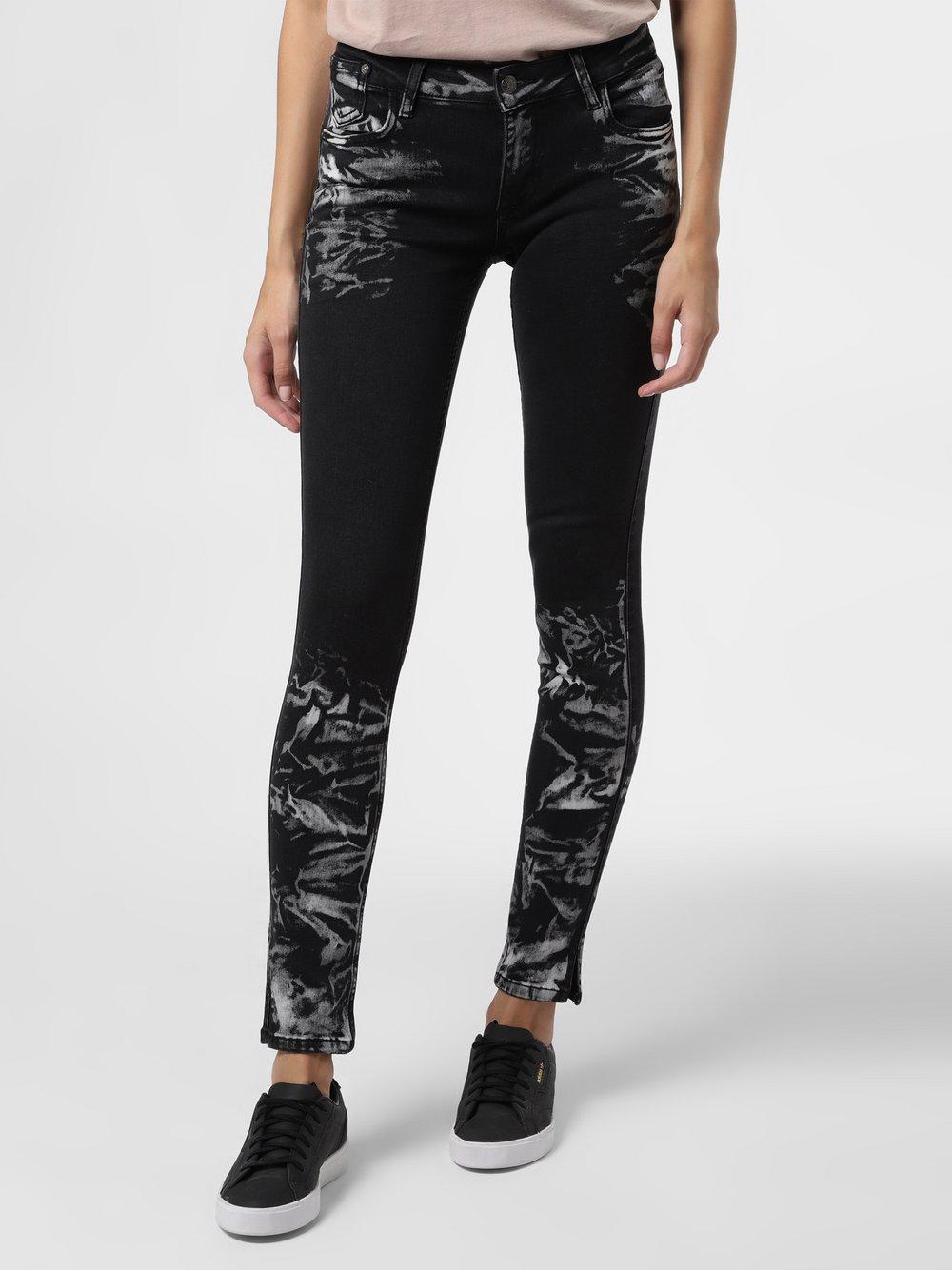 Blue Fire – Spodnie damskie – Chloe, czarny Van Graaf 481433-0001-03231