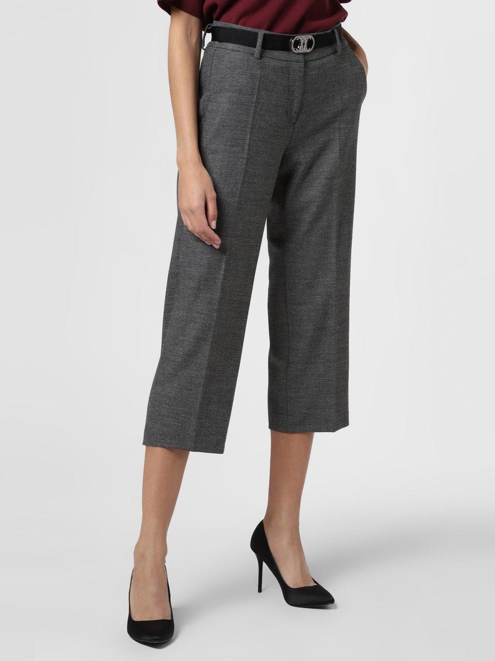 Cambio - Spodnie damskie – Claire, czarny