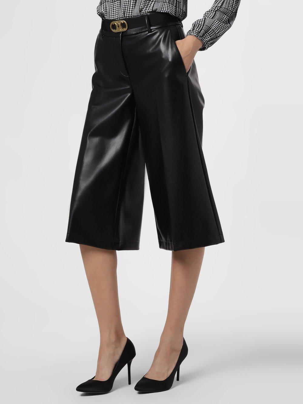 Cambio - Spodnie damskie – Camilla, czarny