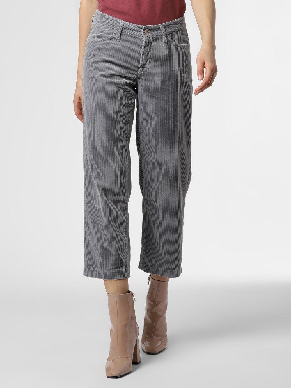 Cambio - Spodnie damskie – Phillipa, szary