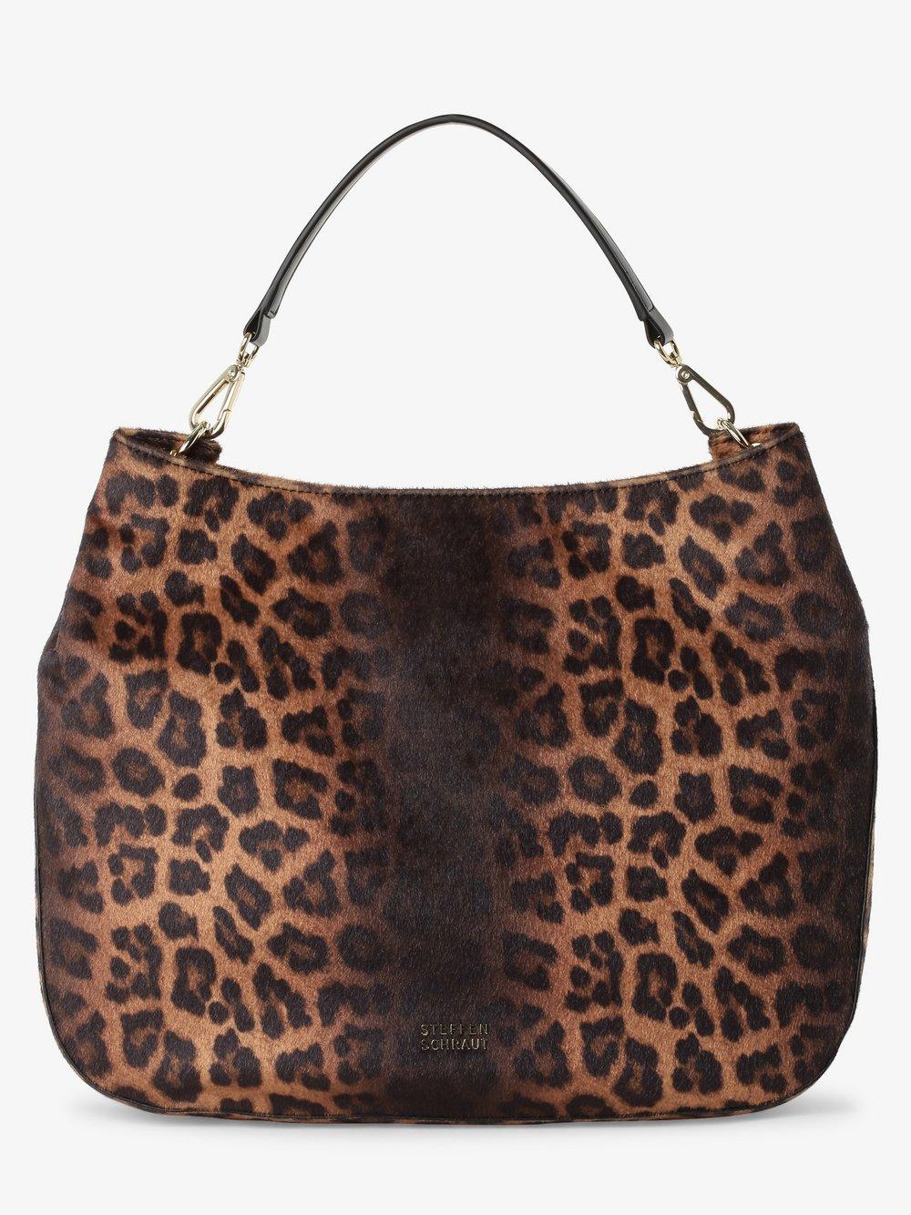 STEFFEN SCHRAUT – Damska torba shopper, czarny Van Graaf 483009-0001-00000