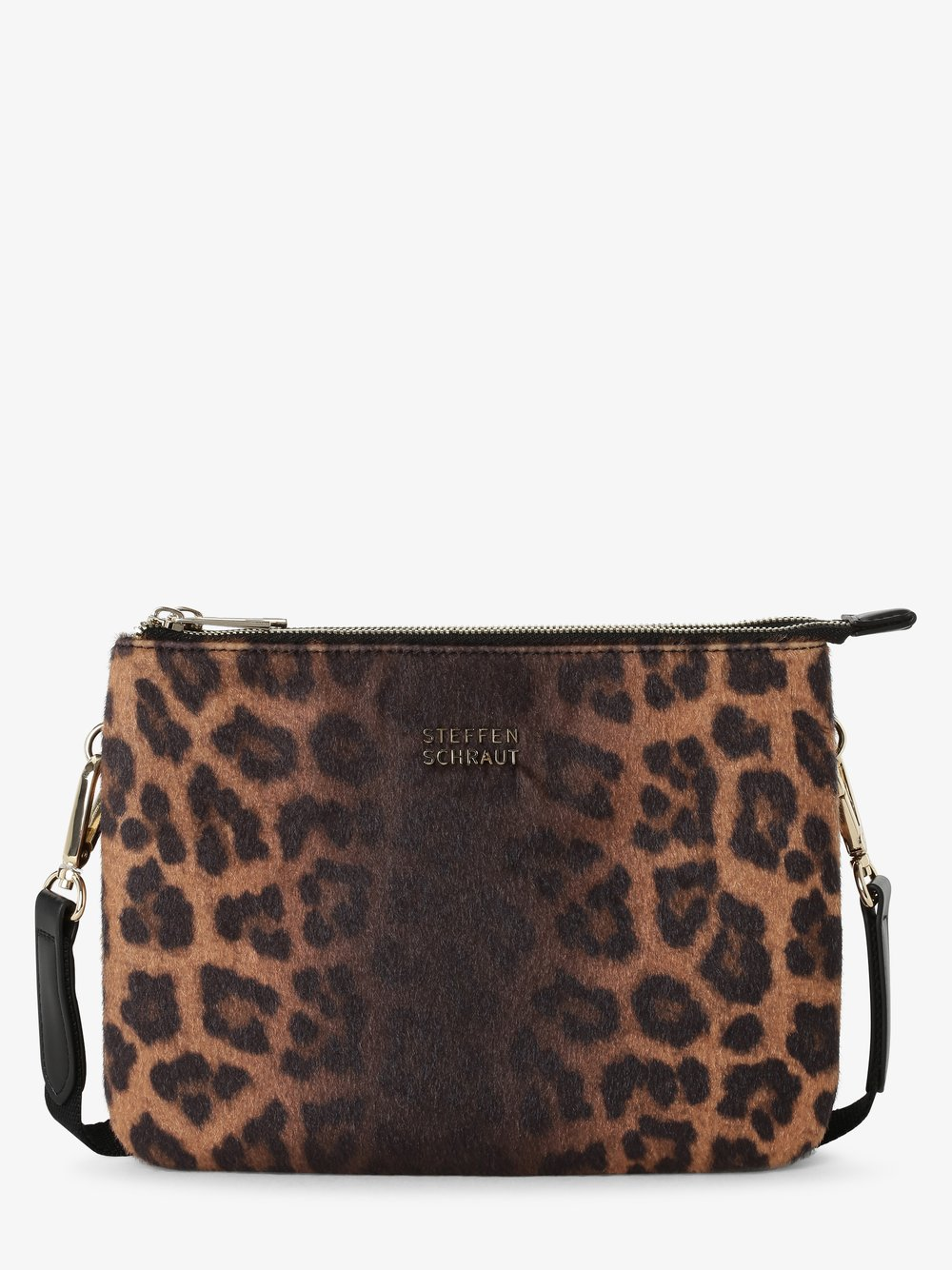 STEFFEN SCHRAUT – Damska torebka na ramię, czarny Van Graaf 483014-0001-00000