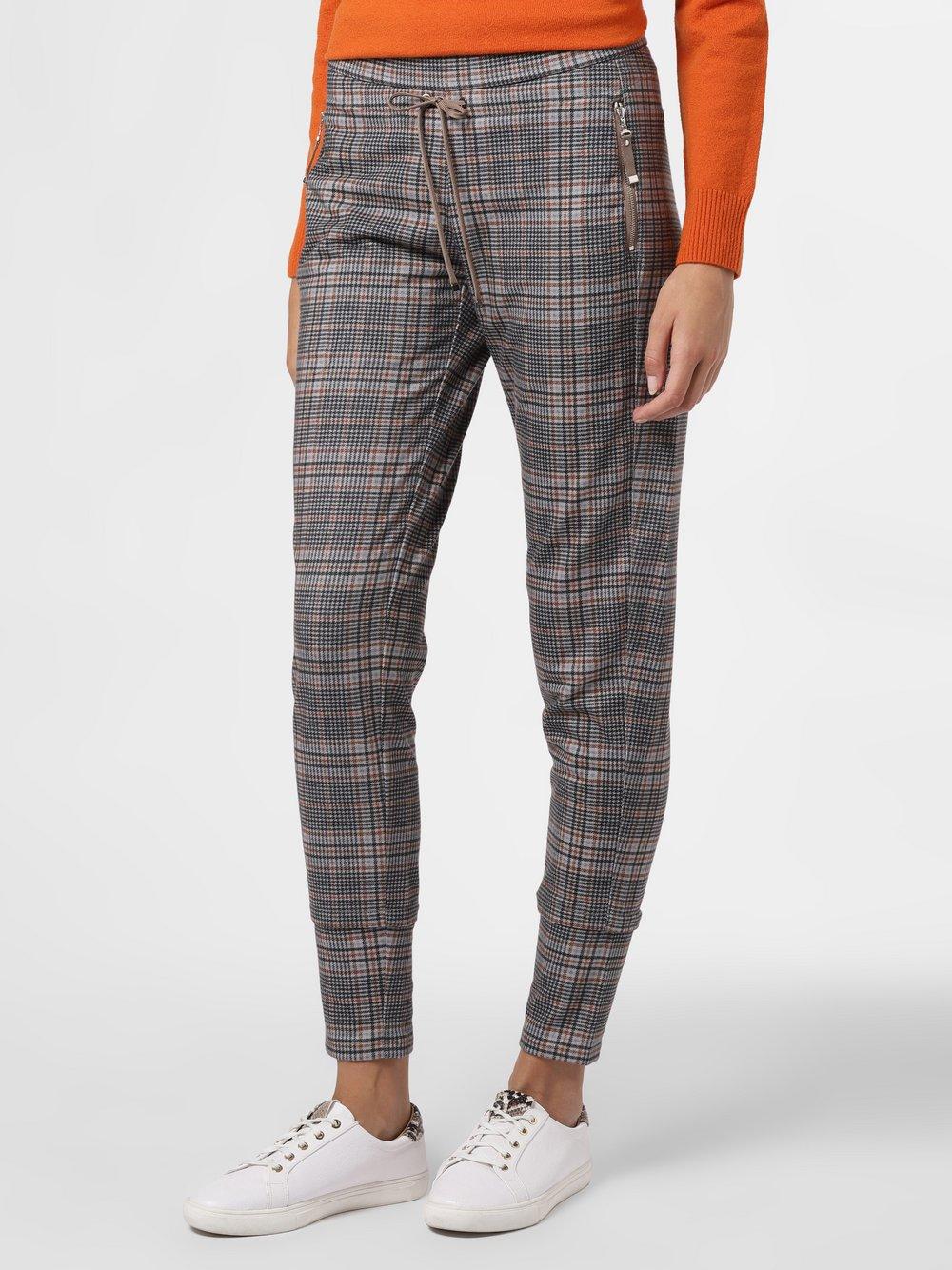 RAFFAELLO ROSSI – Spodnie damskie – Candy O, beżowy Van Graaf 483908-0001-00380