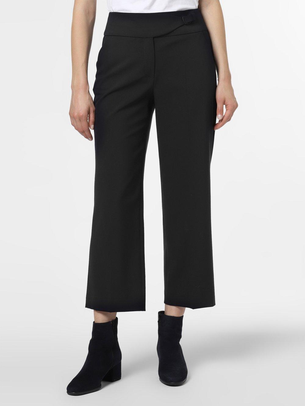 RAFFAELLO ROSSI – Spodnie damskie – Valerie, niebieski Van Graaf 483909-0001-00420