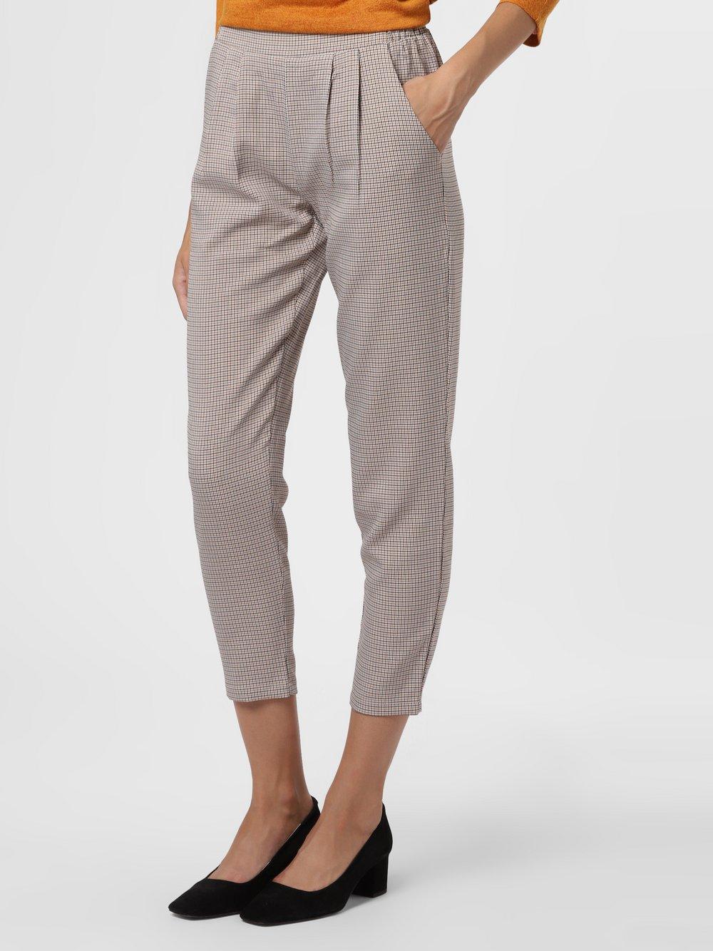 Minimum – Spodnie damskie – Sofja, czarny Van Graaf 484374-0001-00400