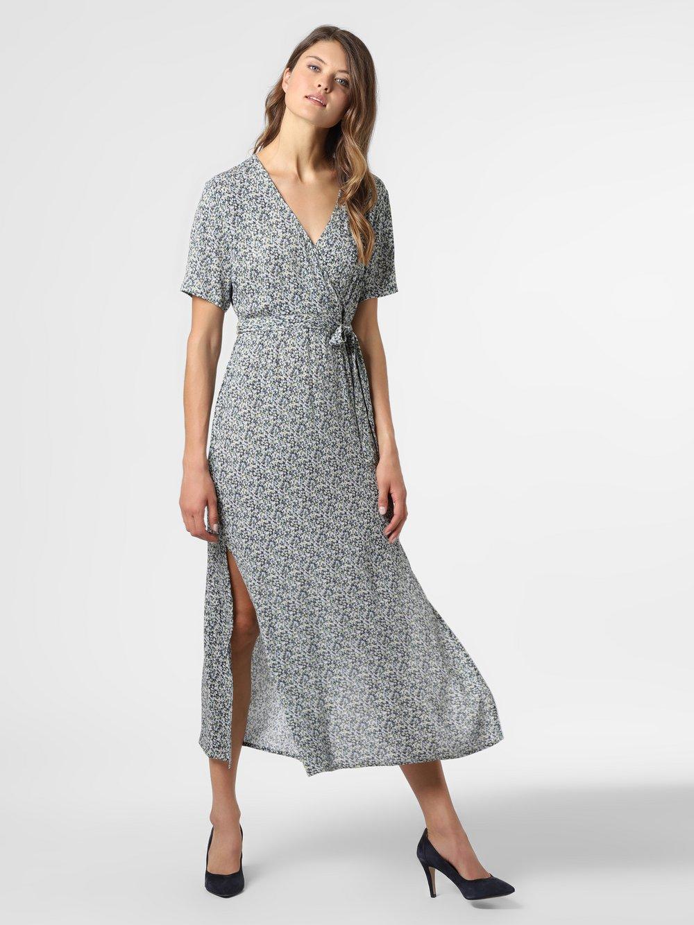 mbyM – Sukienka damska – Semira, niebieski Van Graaf 484590-0001-09900