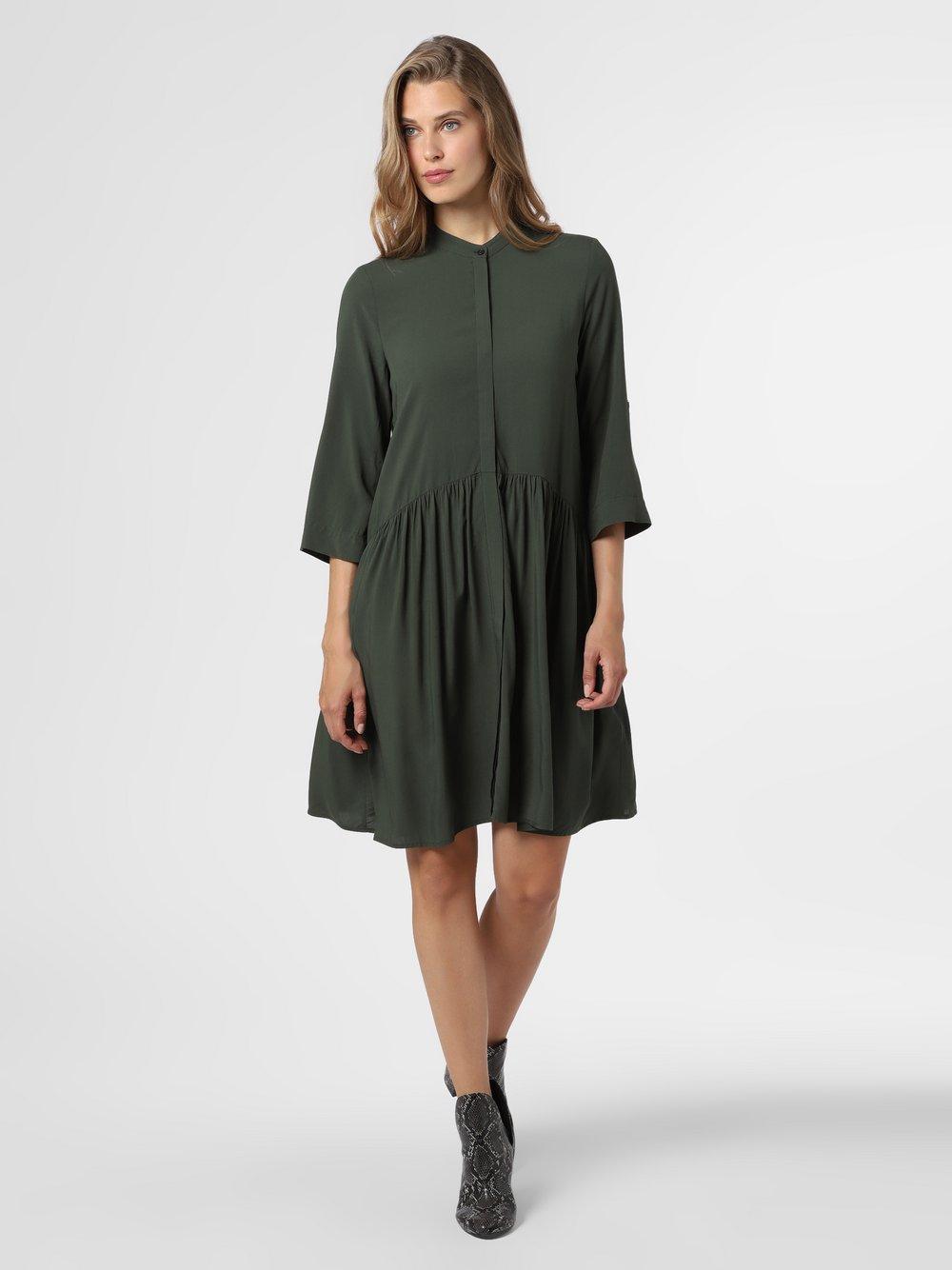 mbyM – Sukienka damska – Albana, zielony Van Graaf 484611-0001-09900