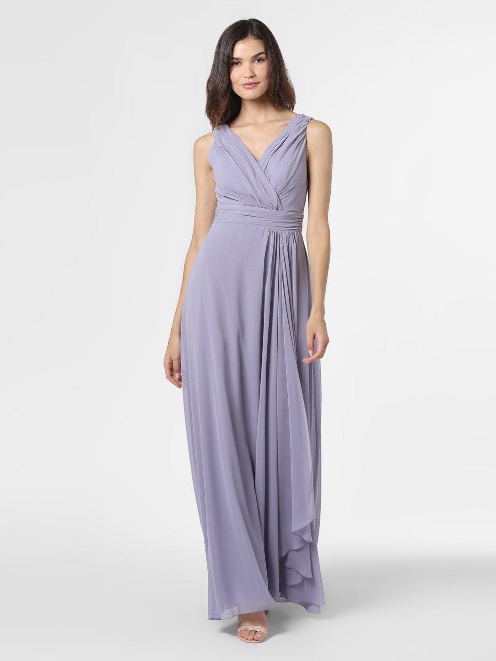 Marie Lund - Damska sukienka wieczorowa, lila