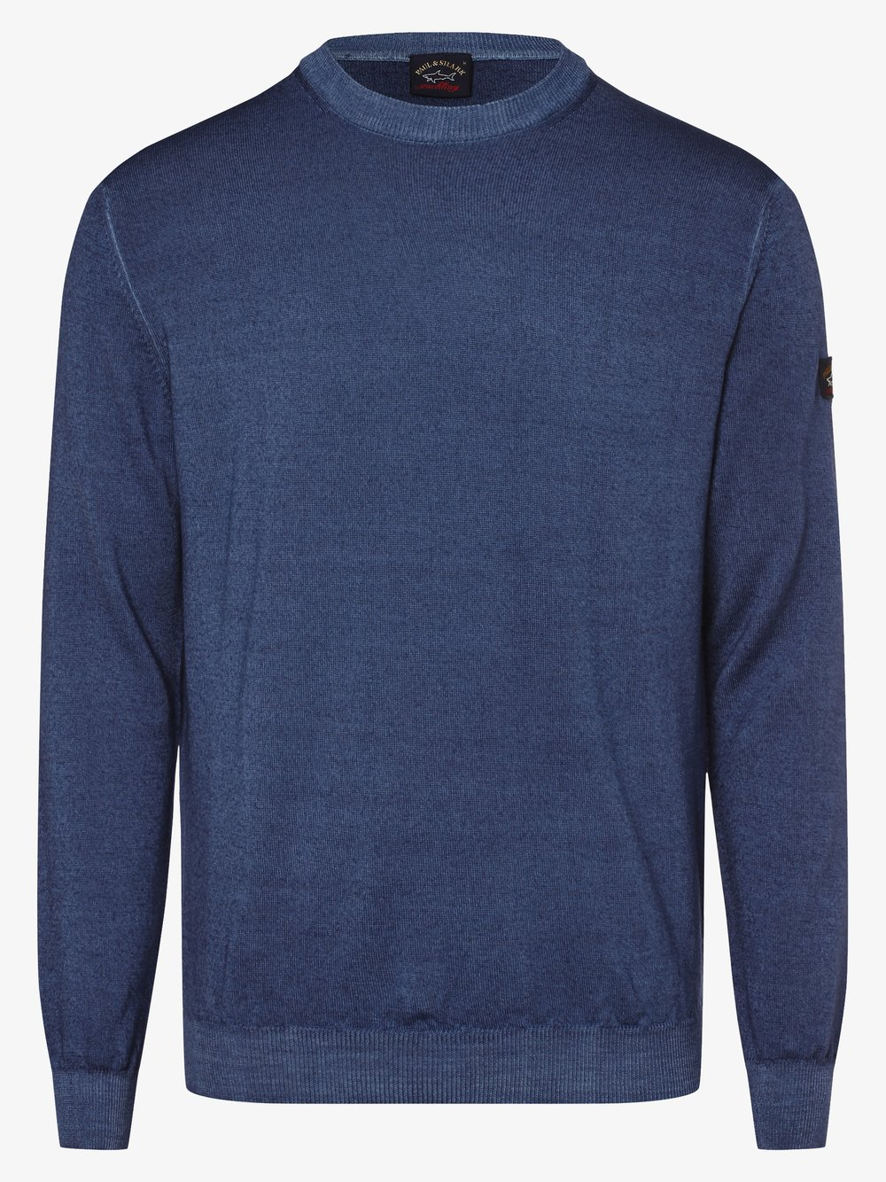 Paul & Shark - Sweter męski, niebieski