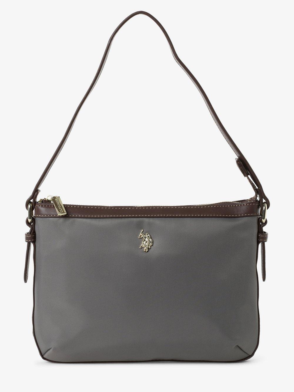 U.S. Polo Assn. – Torebka damska, szary Van Graaf 485254-0001-00000