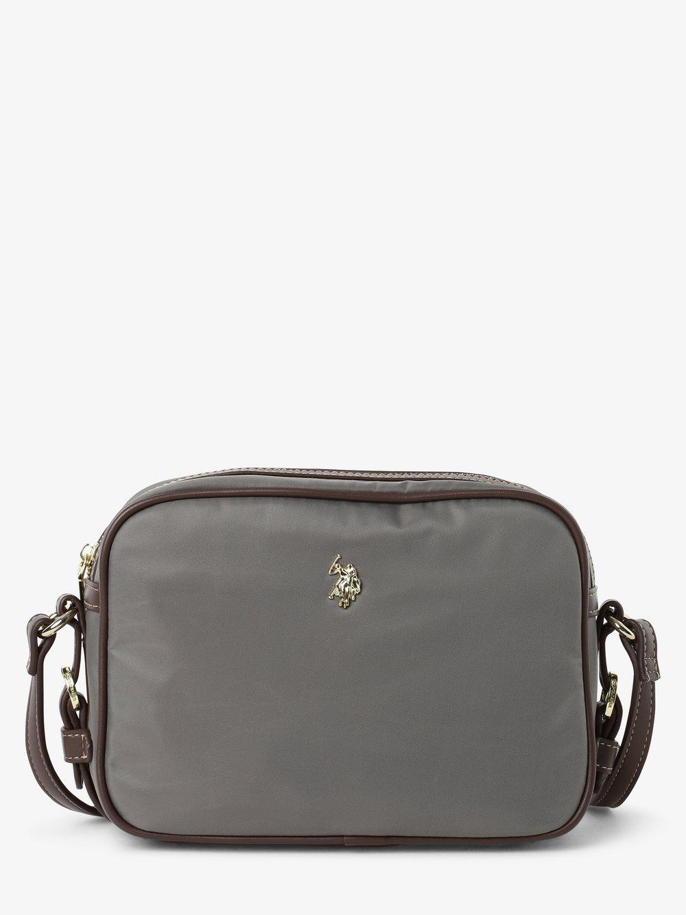 U.S. Polo Assn. – Damska torba na ramię – Houston, szary Van Graaf 485256-0001-00000
