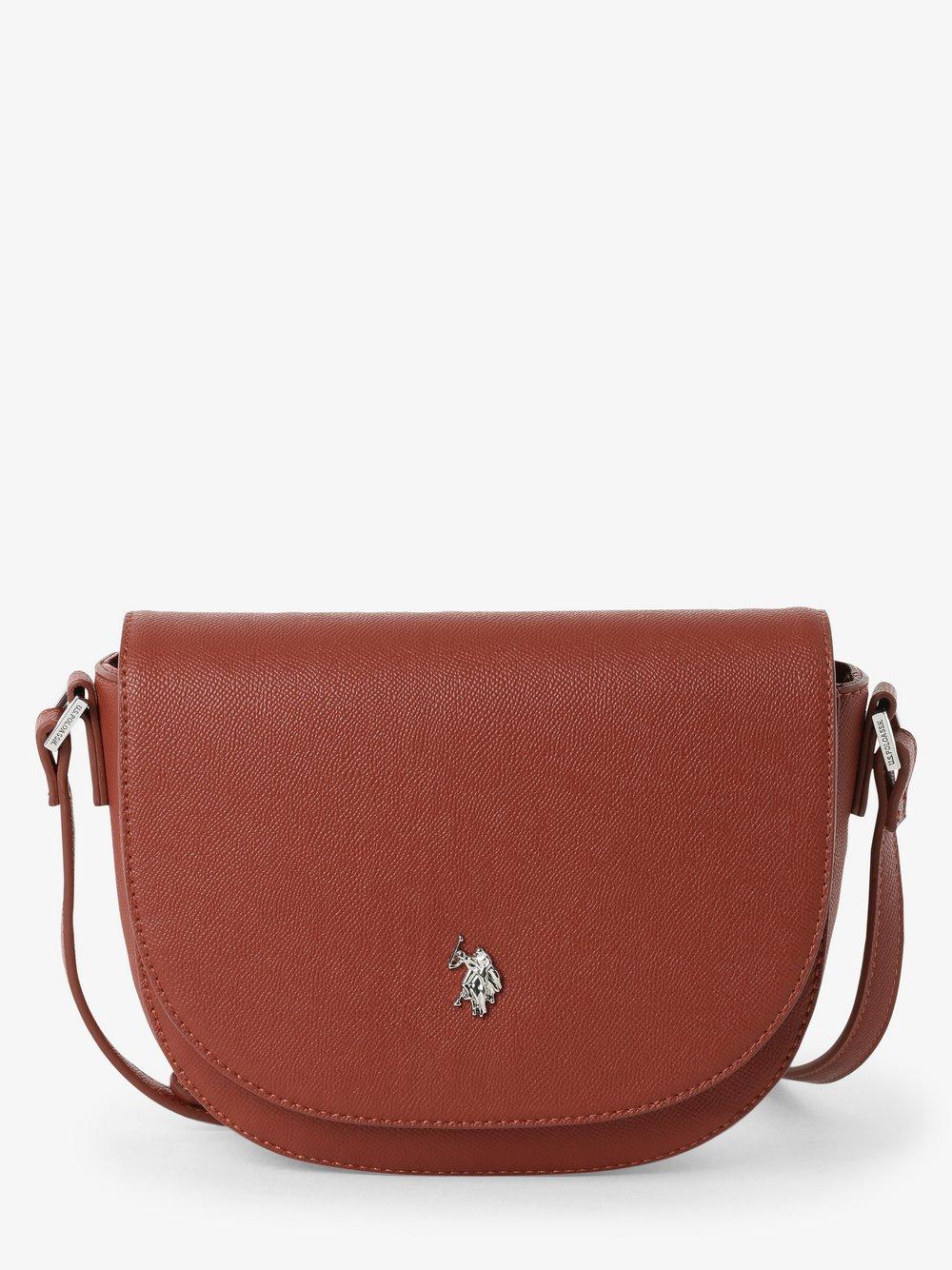 U.S. Polo Assn. – Damska torebka na ramię – Jones, beżowy Van Graaf 485259-0001-00000