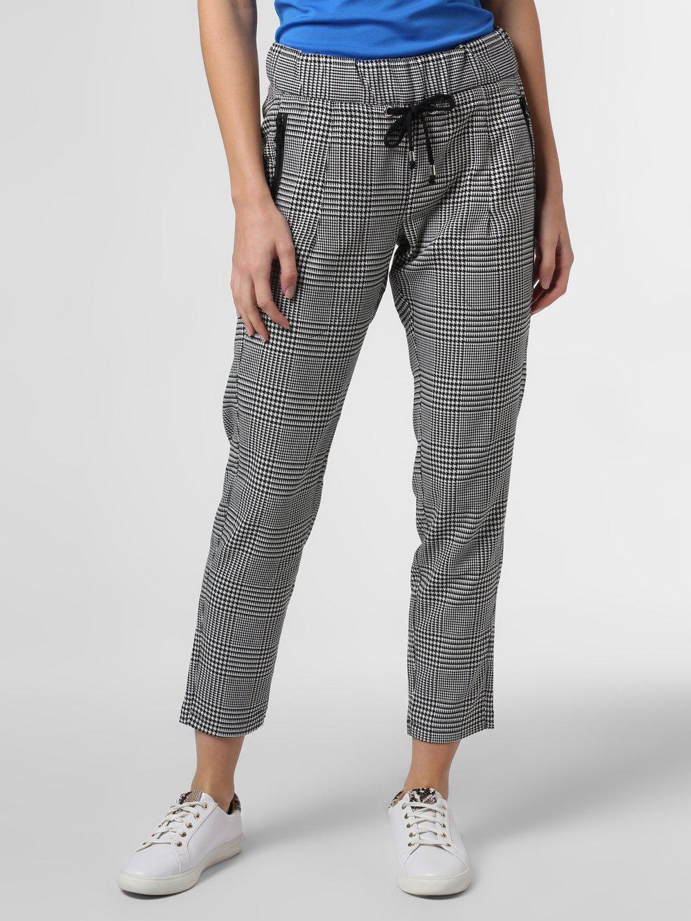 Olivia – Spodnie damskie, czarny Van Graaf 485275-0001-00420