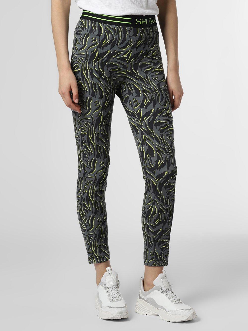 Marc Cain Sports - Spodnie damskie, zielony