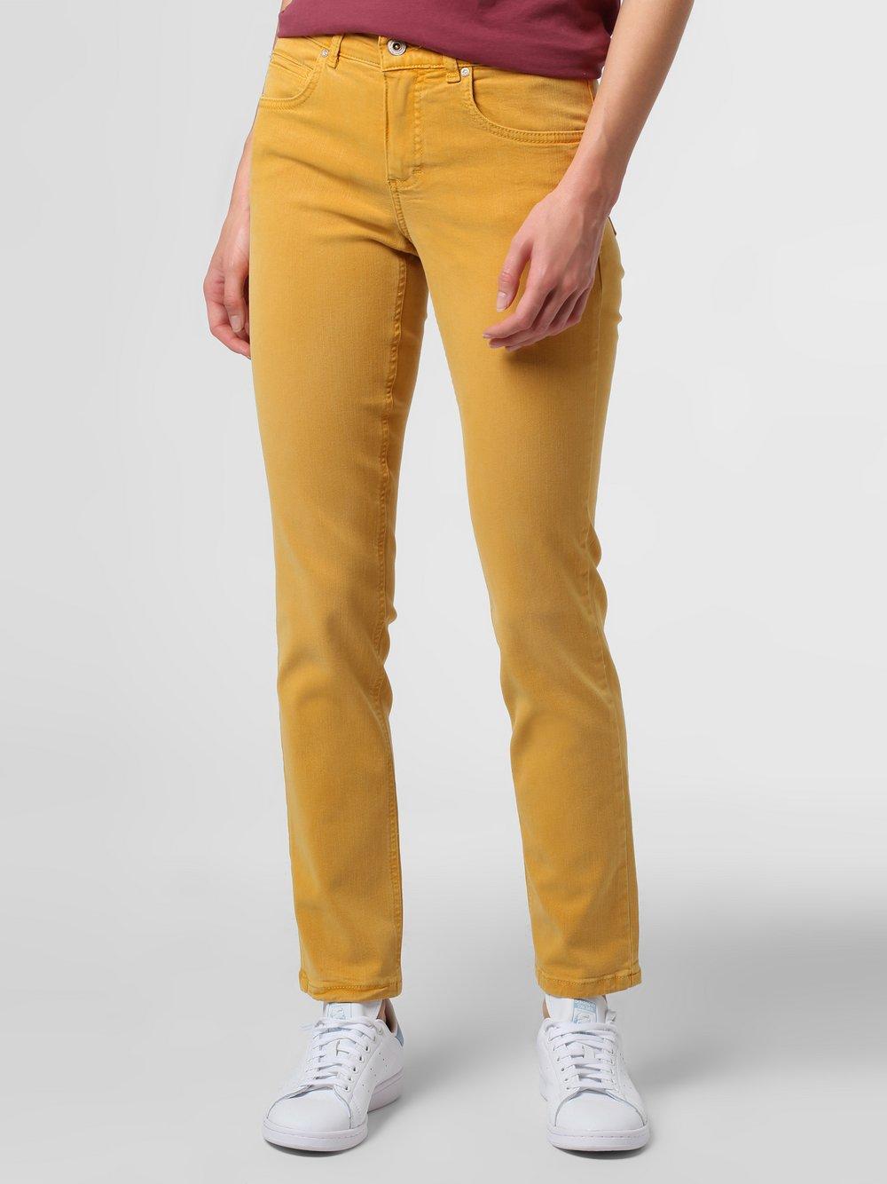 Angels - Spodnie damskie – Cici, żółty
